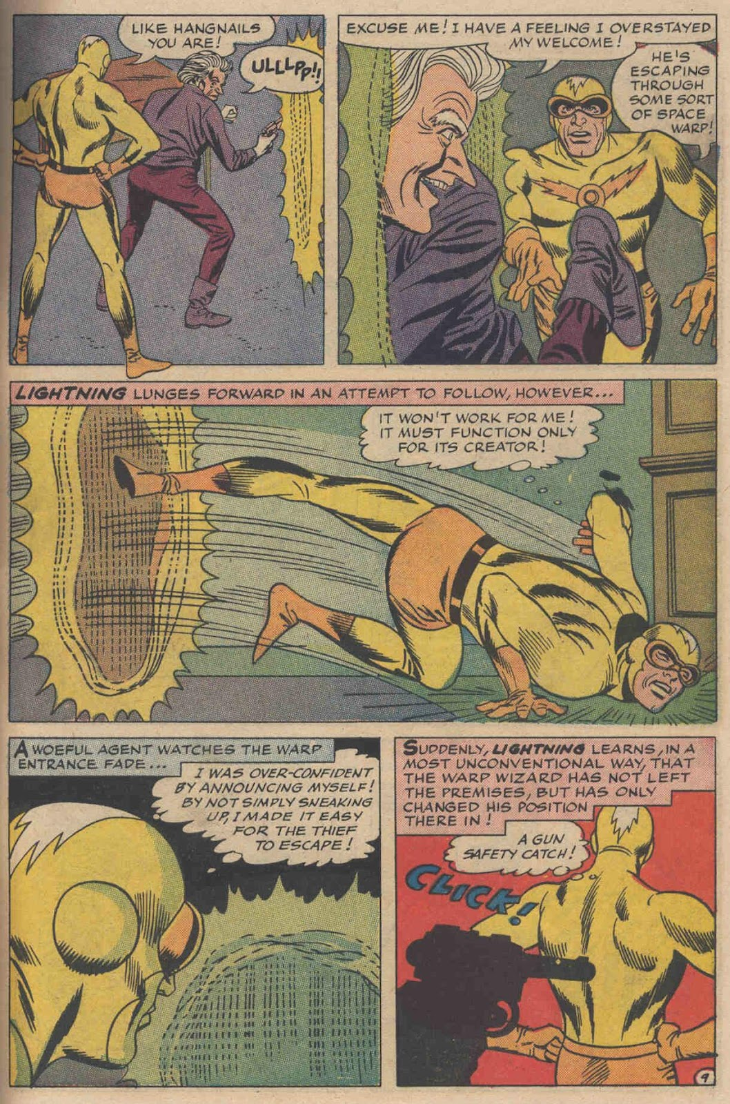 T.H.U.N.D.E.R. Agents (1965) issue 6 - Page 29