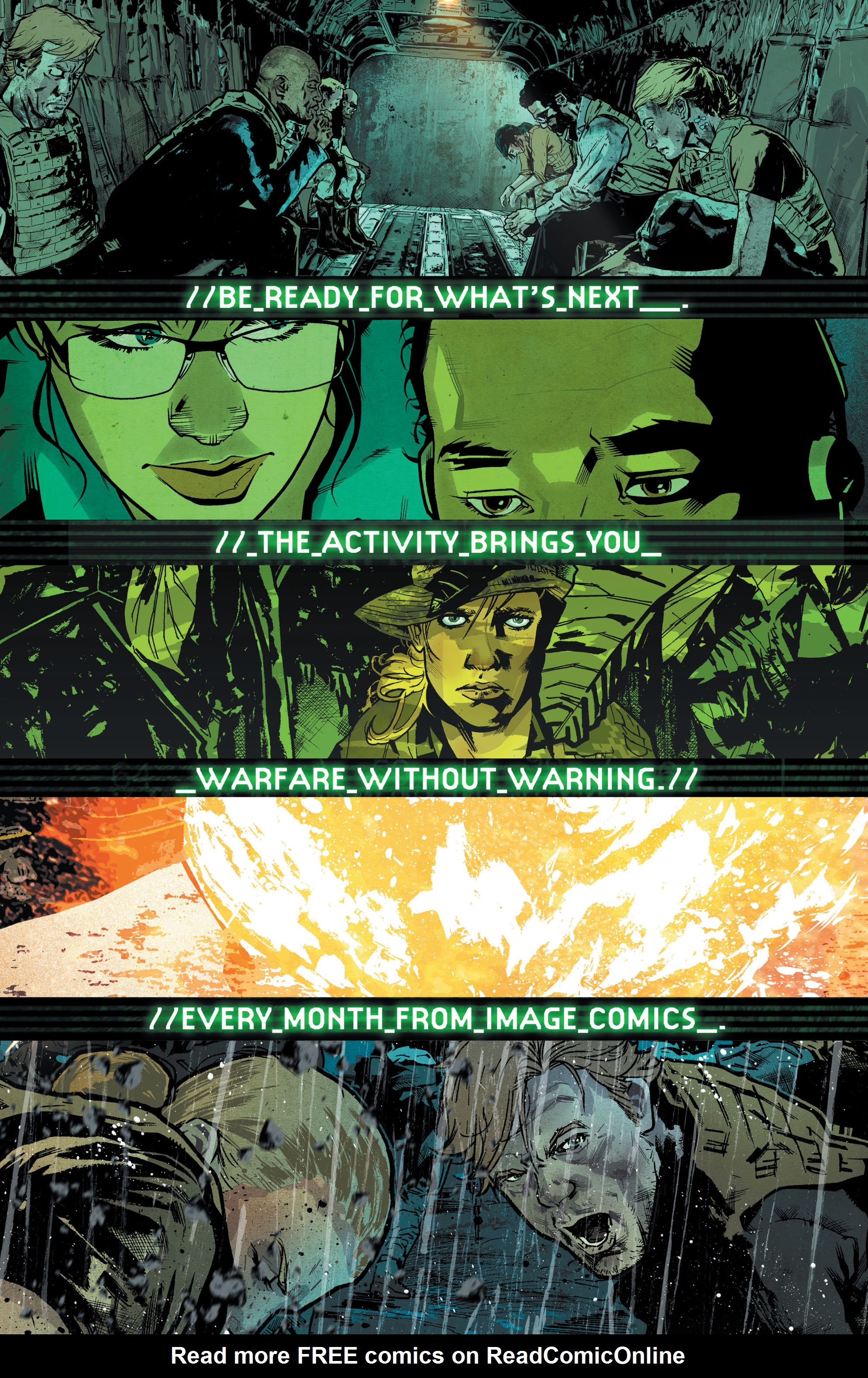 Read online The Activity comic -  Issue #1 - 27