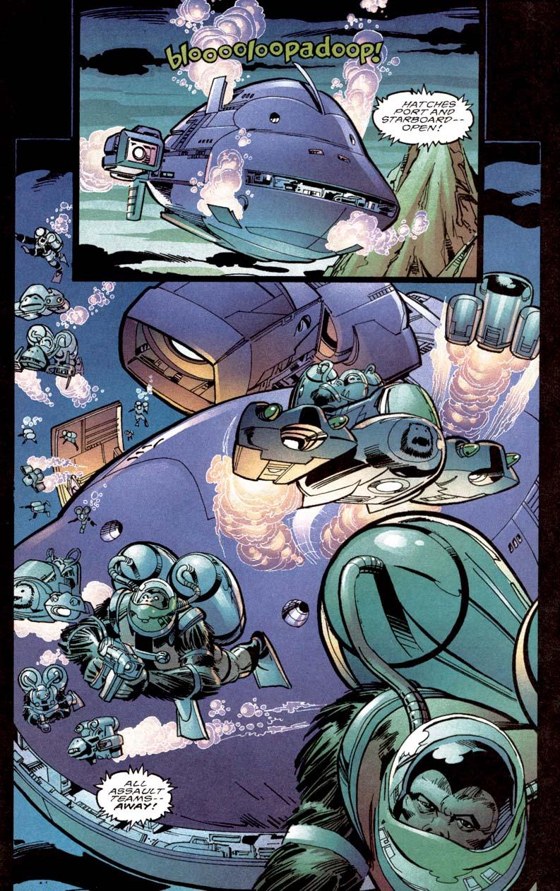 Read online Aquaman (1994) comic -  Issue #Aquaman (1994) _Annual 5 - 6