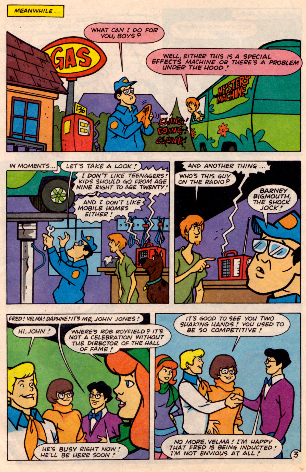 Read online Scooby-Doo (1995) comic -  Issue #18 - 4
