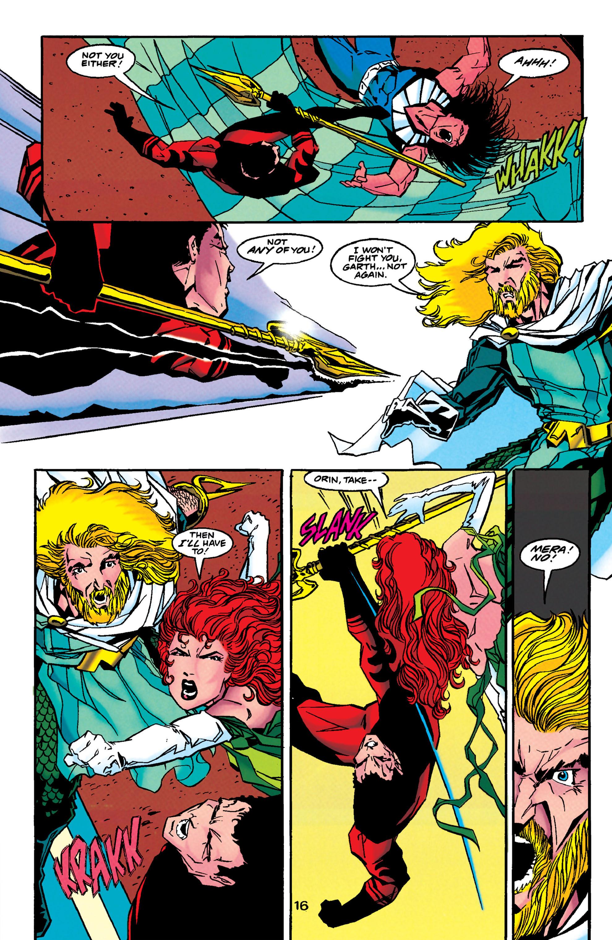 Read online Aquaman (1994) comic -  Issue #49 - 17