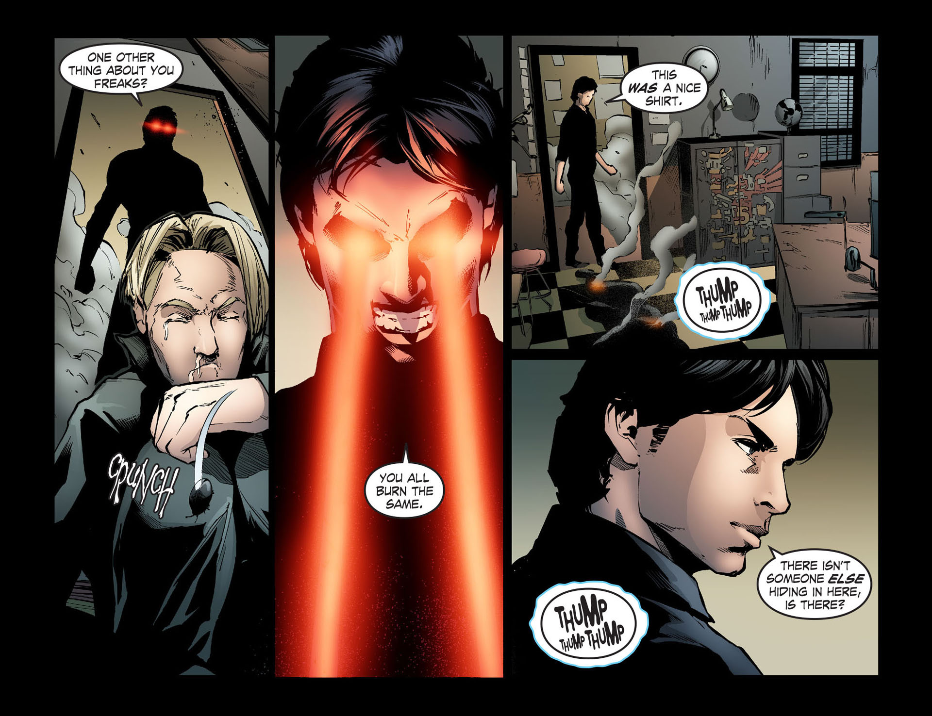 Read online Smallville: Season 11 comic -  Issue #33 - 14
