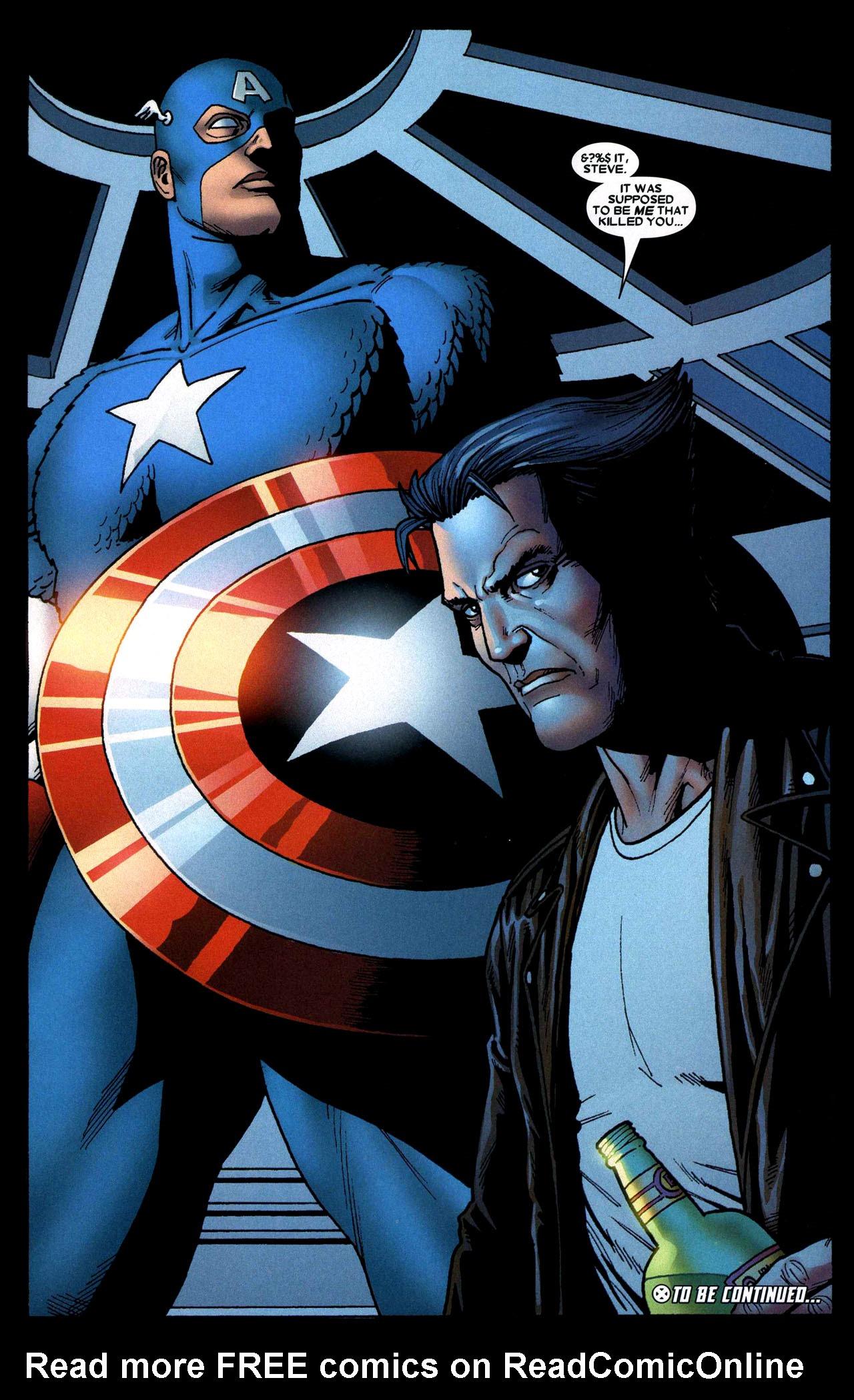 Read online Wolverine: Origins comic -  Issue #16 - 25