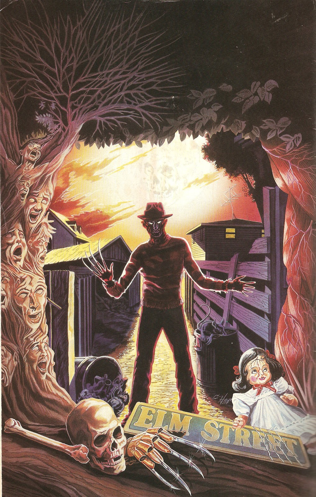 Read online A Nightmare on Elm Street: The Beginning comic -  Issue #2 - 28