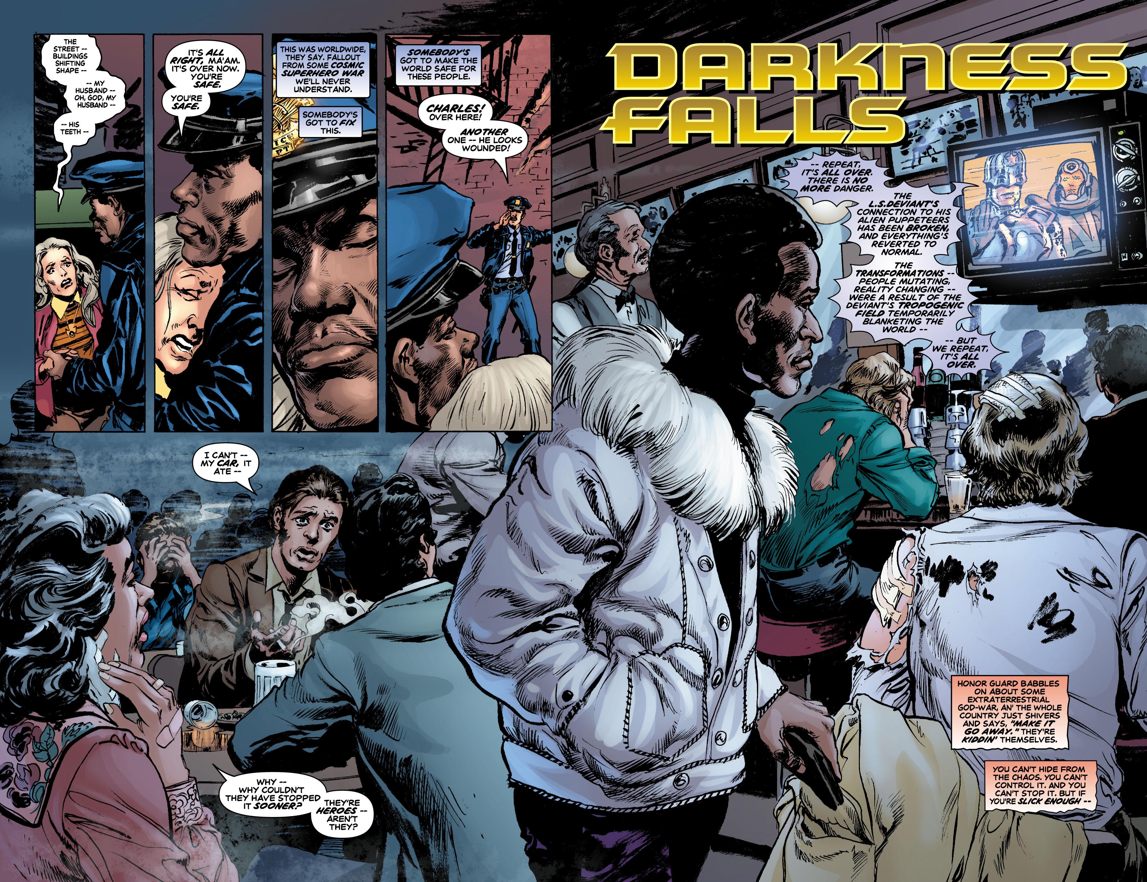 Read online Astro City: Dark Age/Book One comic -  Issue #1 - 5
