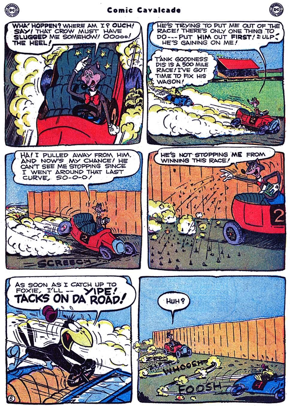 Comic Cavalcade issue 38 - Page 7