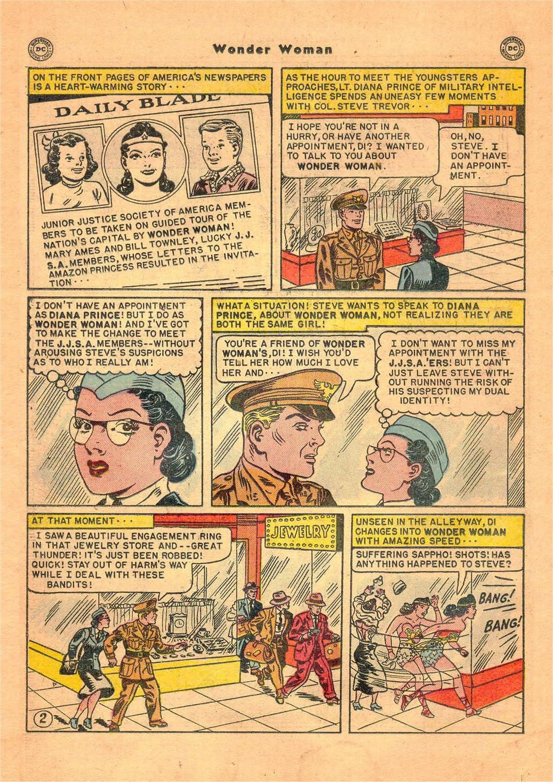 Read online Wonder Woman (1942) comic -  Issue #47 - 37