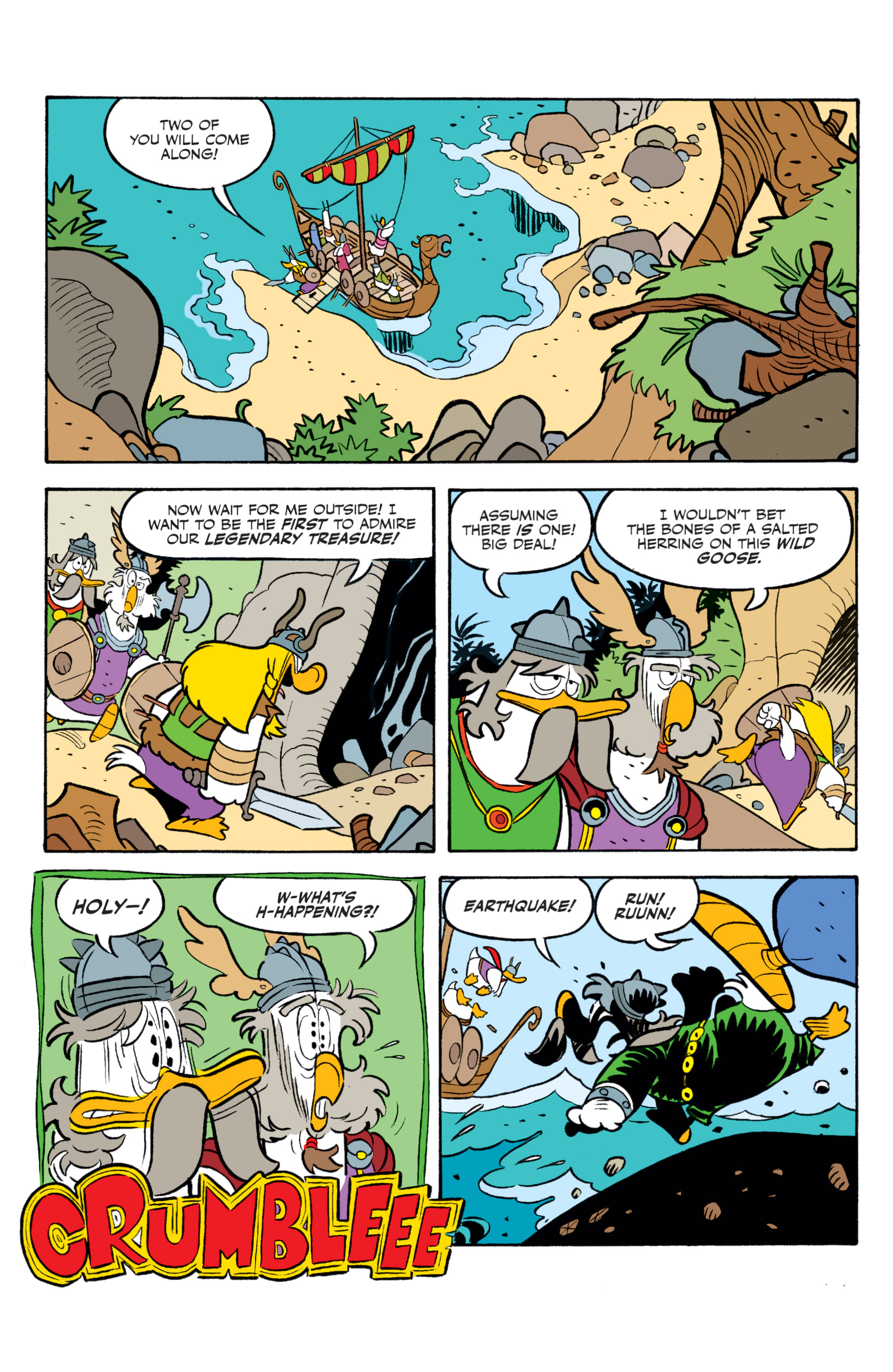 Read online Donald Duck (2015) comic -  Issue #20 - 6