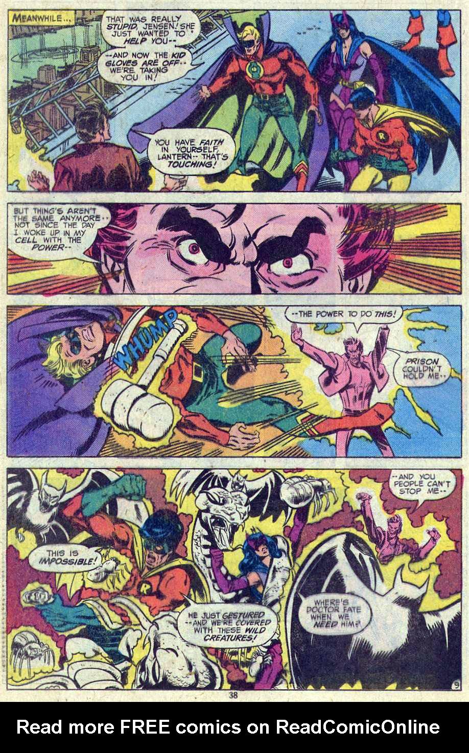 Read online Adventure Comics (1938) comic -  Issue #461 - 38