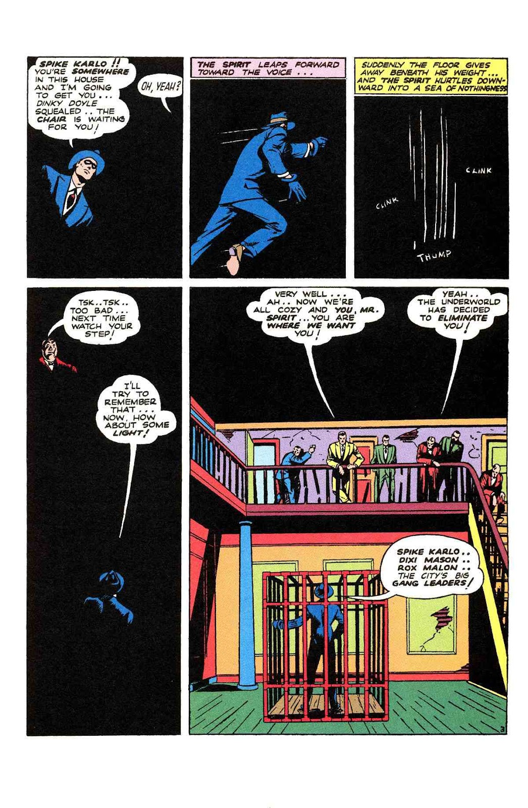 Read online Will Eisner's The Spirit Archives comic -  Issue # TPB 2 (Part 1) - 99