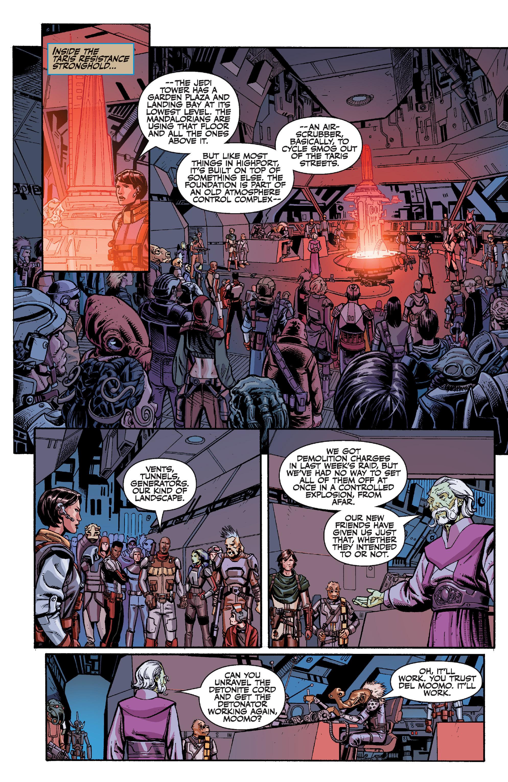 Read online Star Wars Omnibus comic -  Issue # Vol. 32 - 117