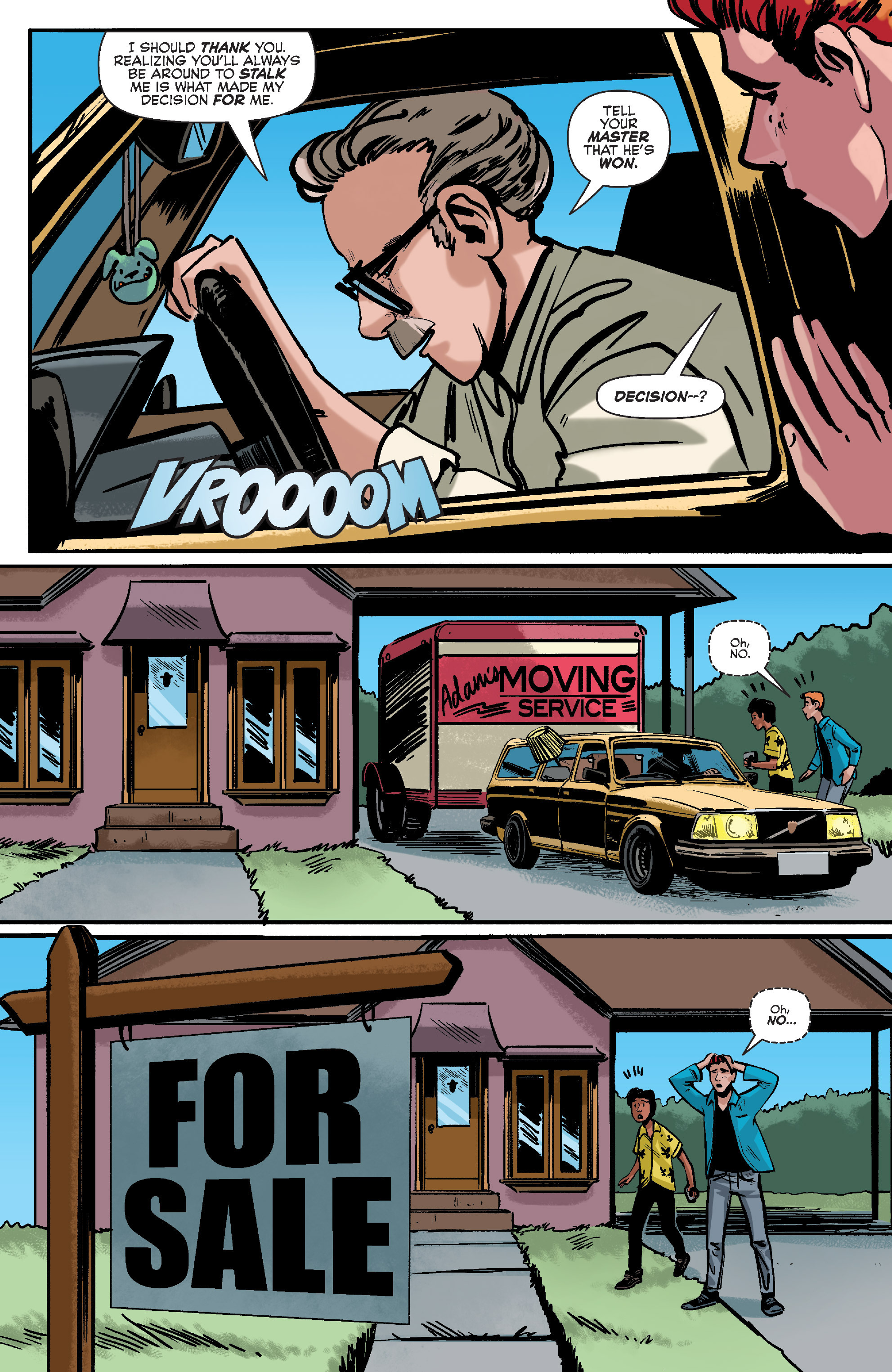 Read online Archie (2015) comic -  Issue #10 - 19