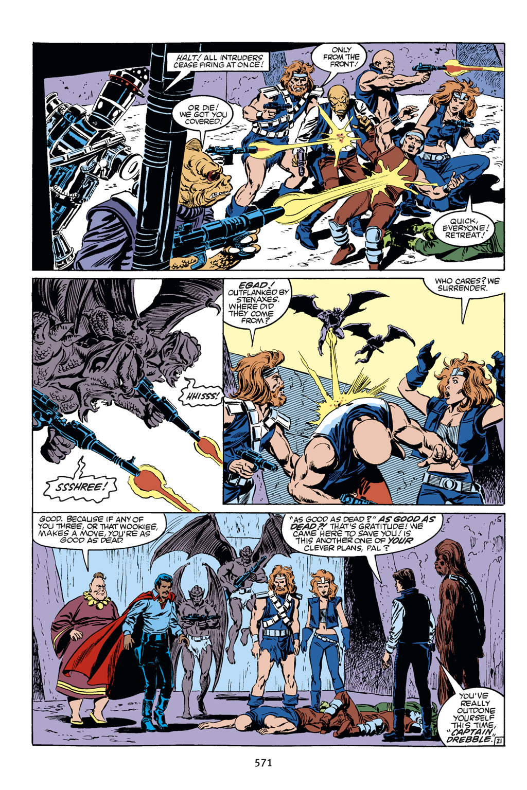 Read online Star Wars Omnibus comic -  Issue # Vol. 18.5 - 284