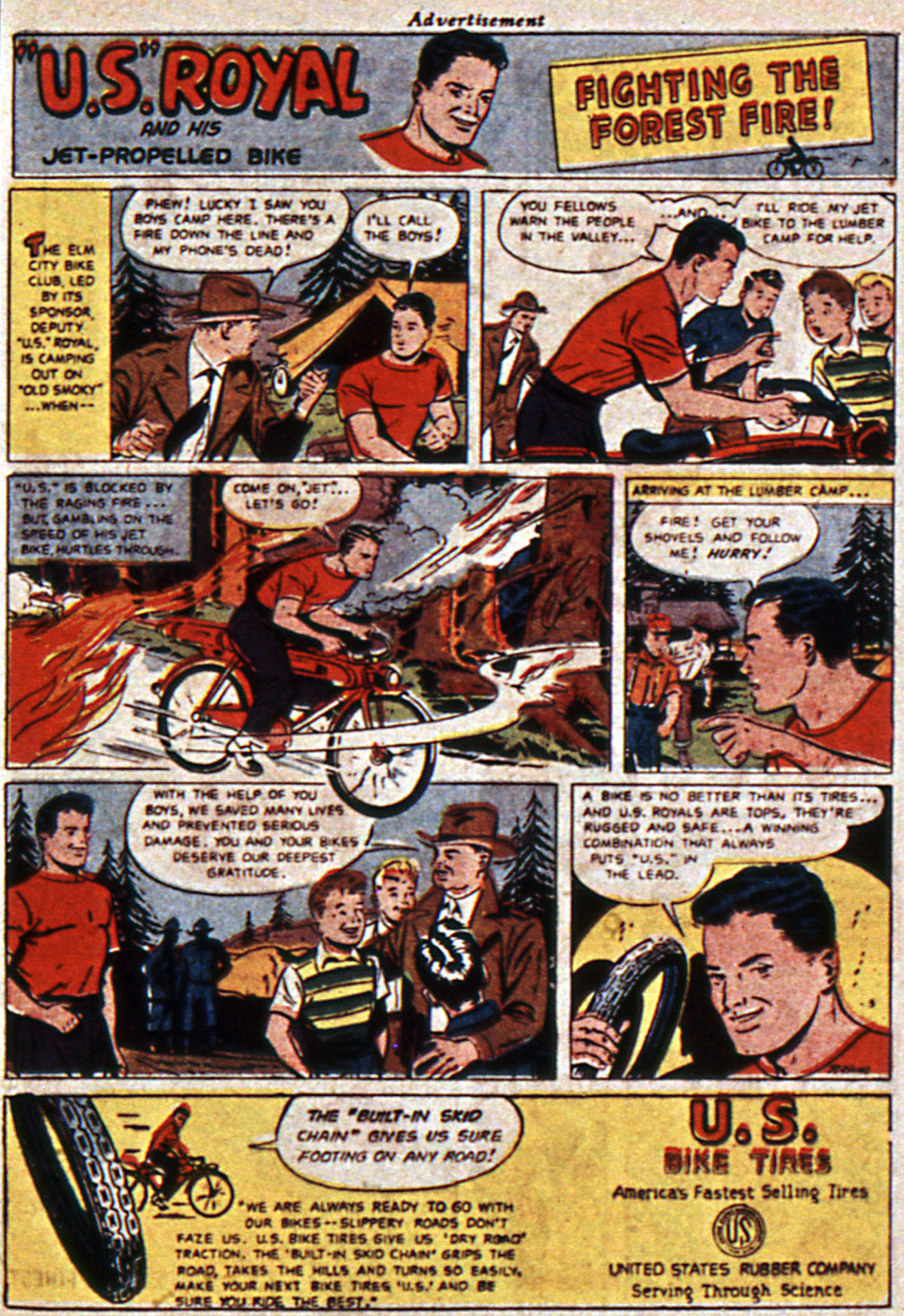 Read online Adventure Comics (1938) comic -  Issue #111 - 19
