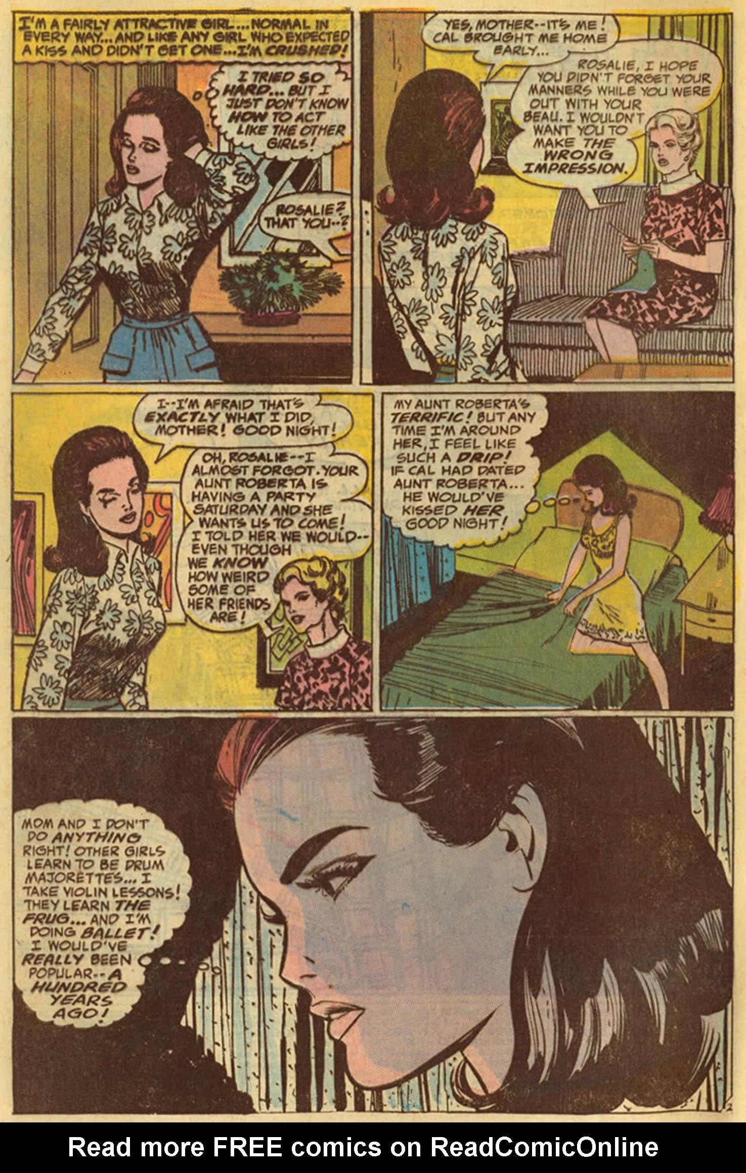 Read online Secret Hearts comic -  Issue #139 - 4
