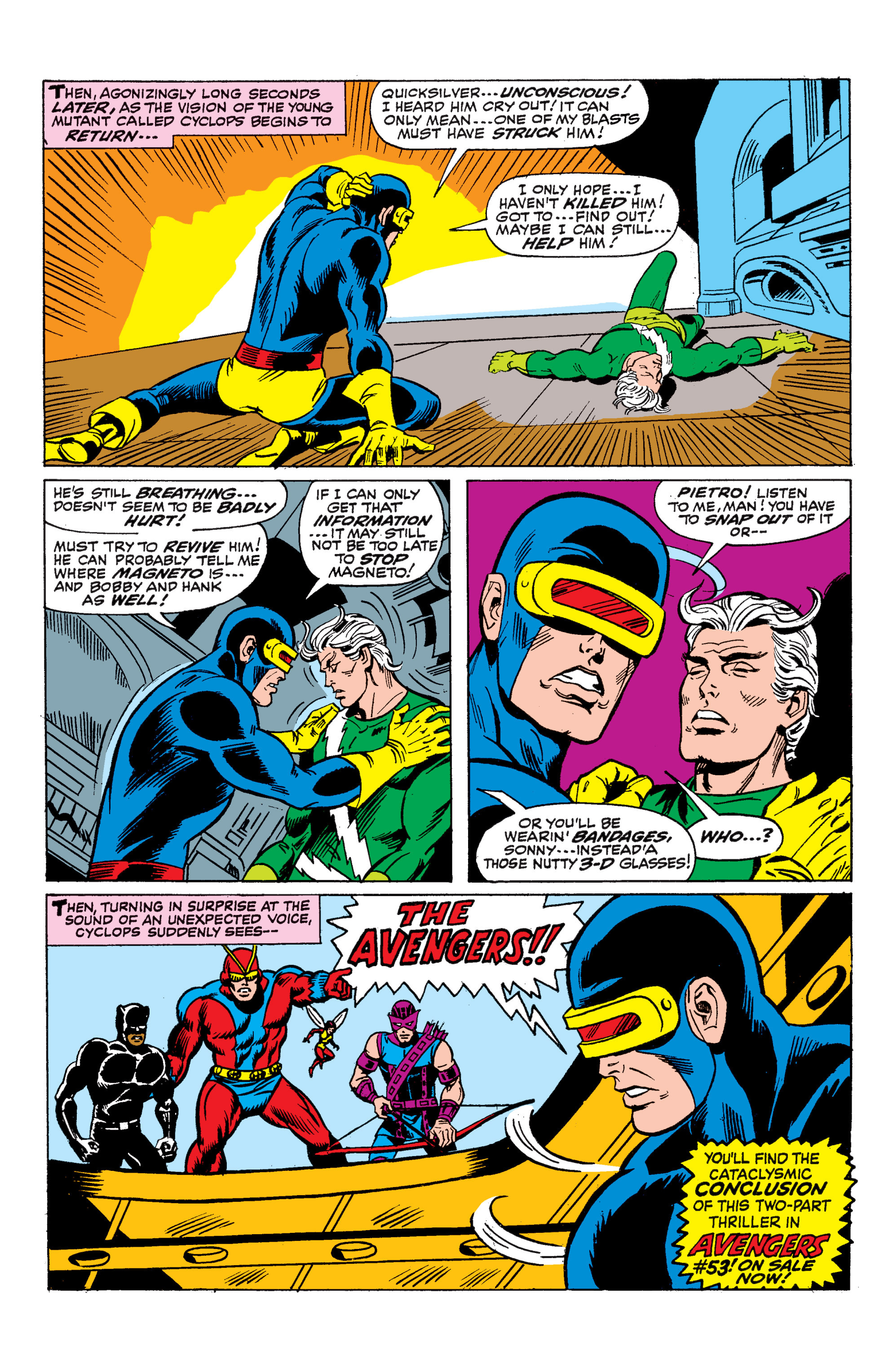 Uncanny X-Men (1963) 45 Page 15