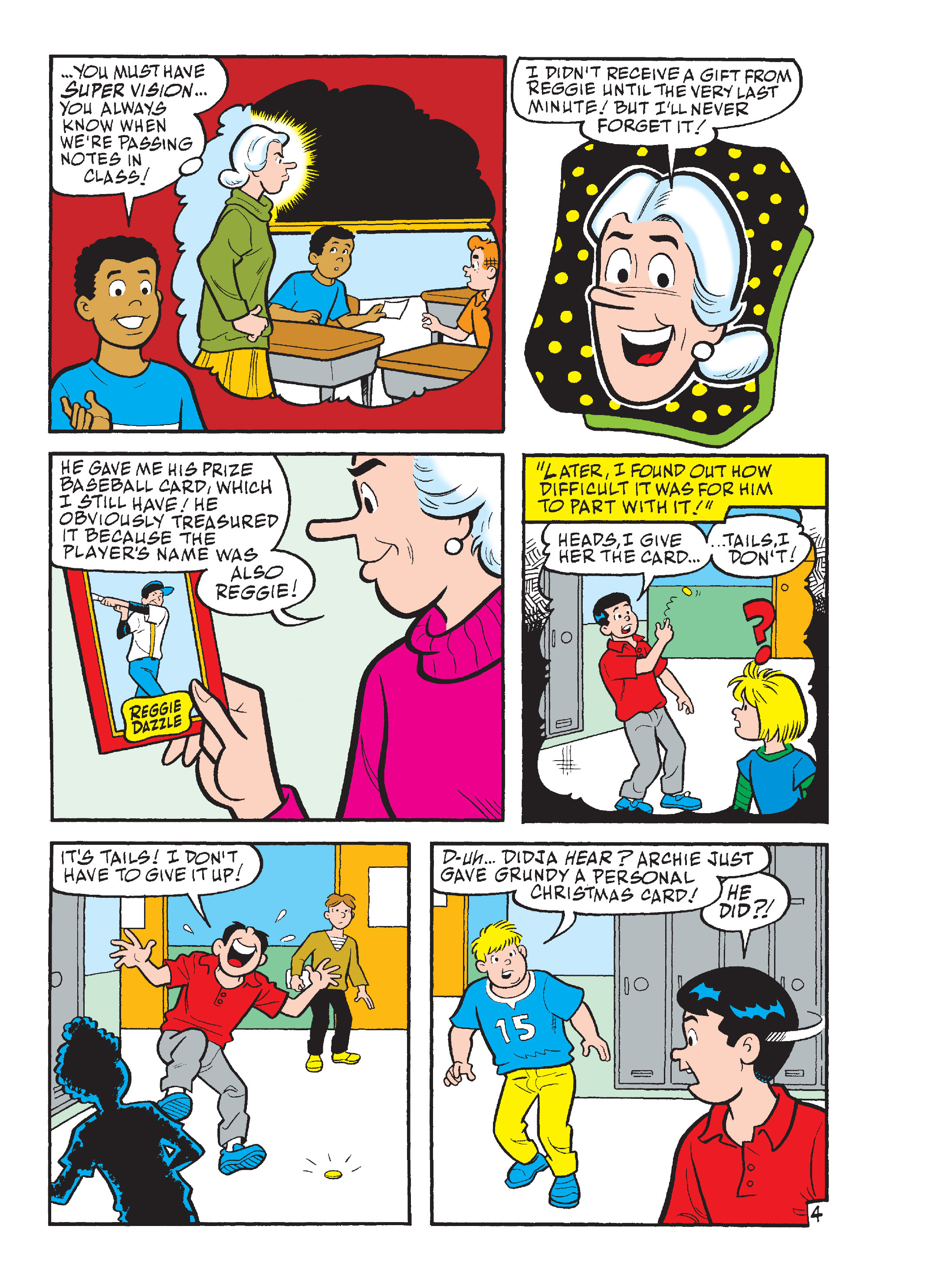 Read online World of Archie Double Digest comic -  Issue #64 - 31