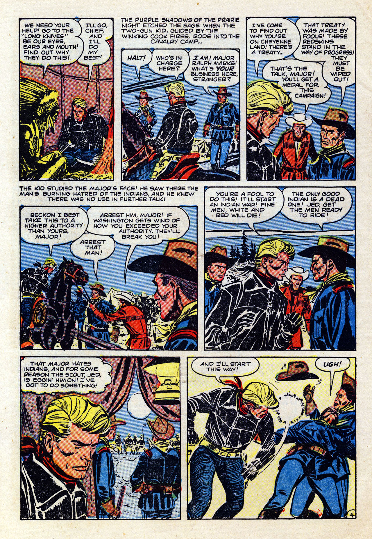 Read online Two-Gun Kid comic -  Issue #12 - 31