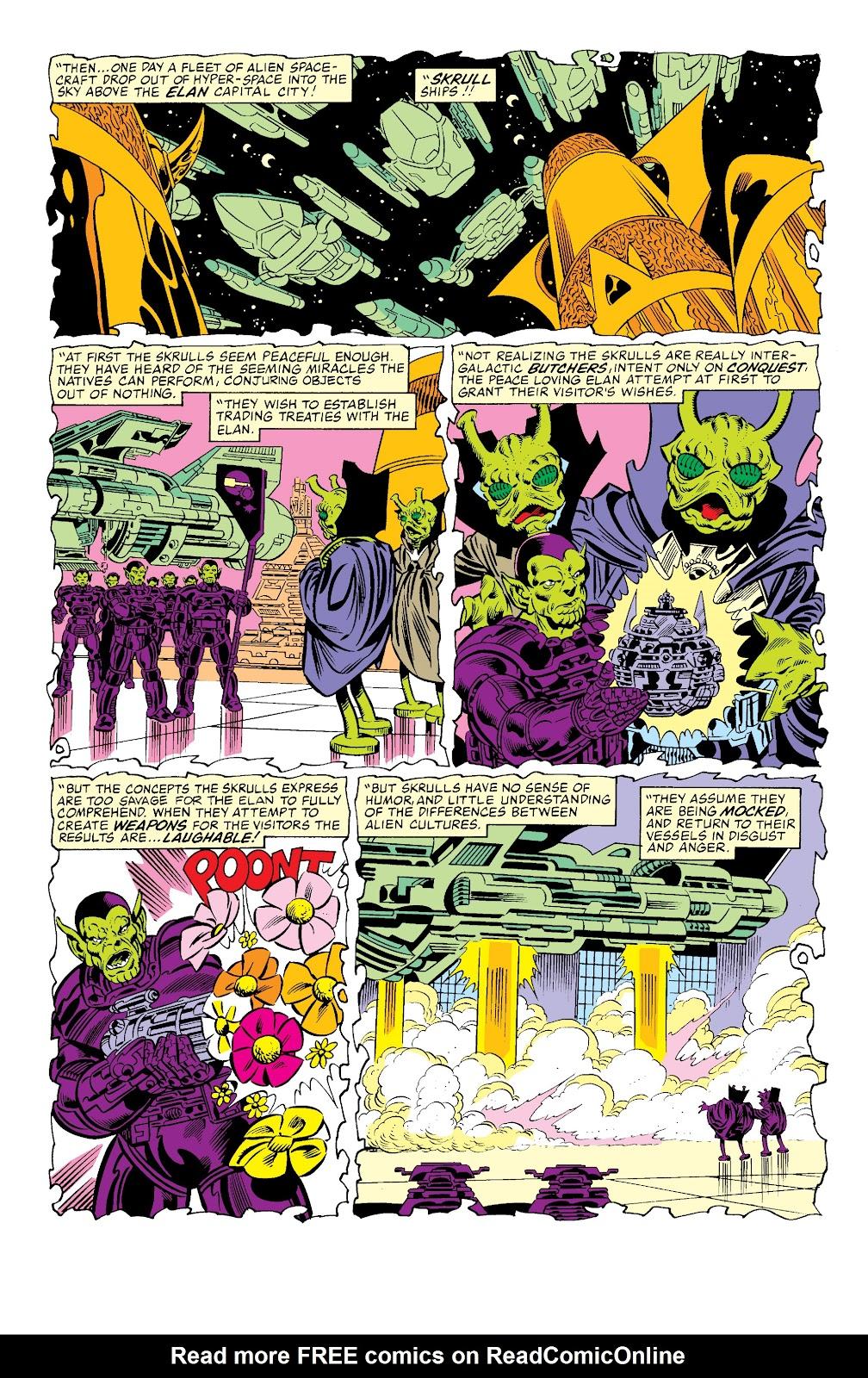 Read online Secret Invasion: Rise of the Skrulls comic -  Issue # TPB (Part 1) - 99