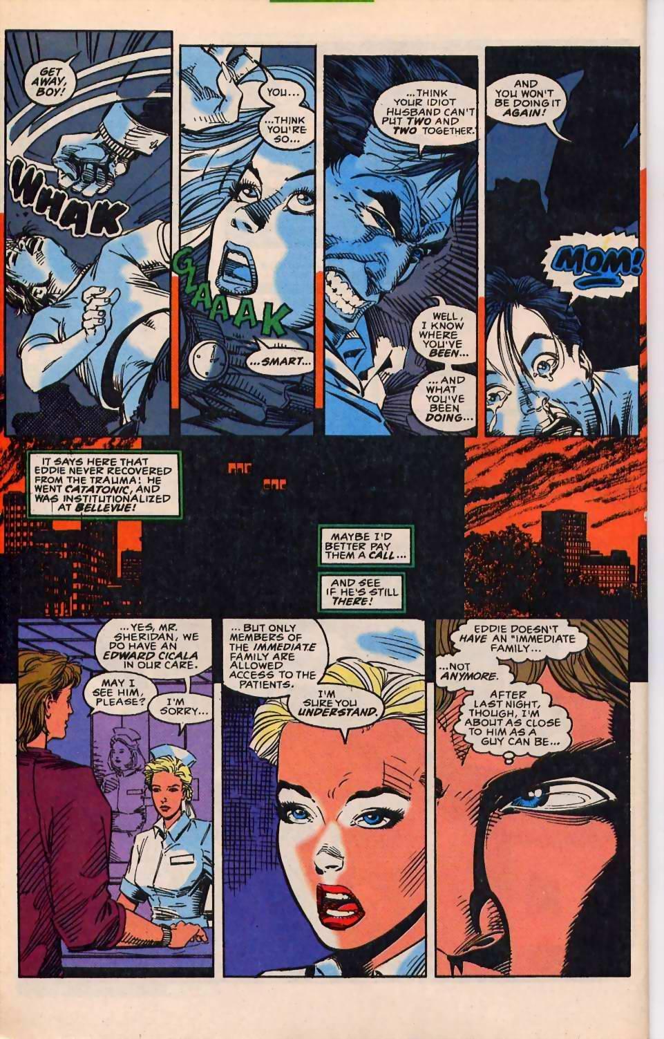 Read online Sleepwalker comic -  Issue #30 - 13