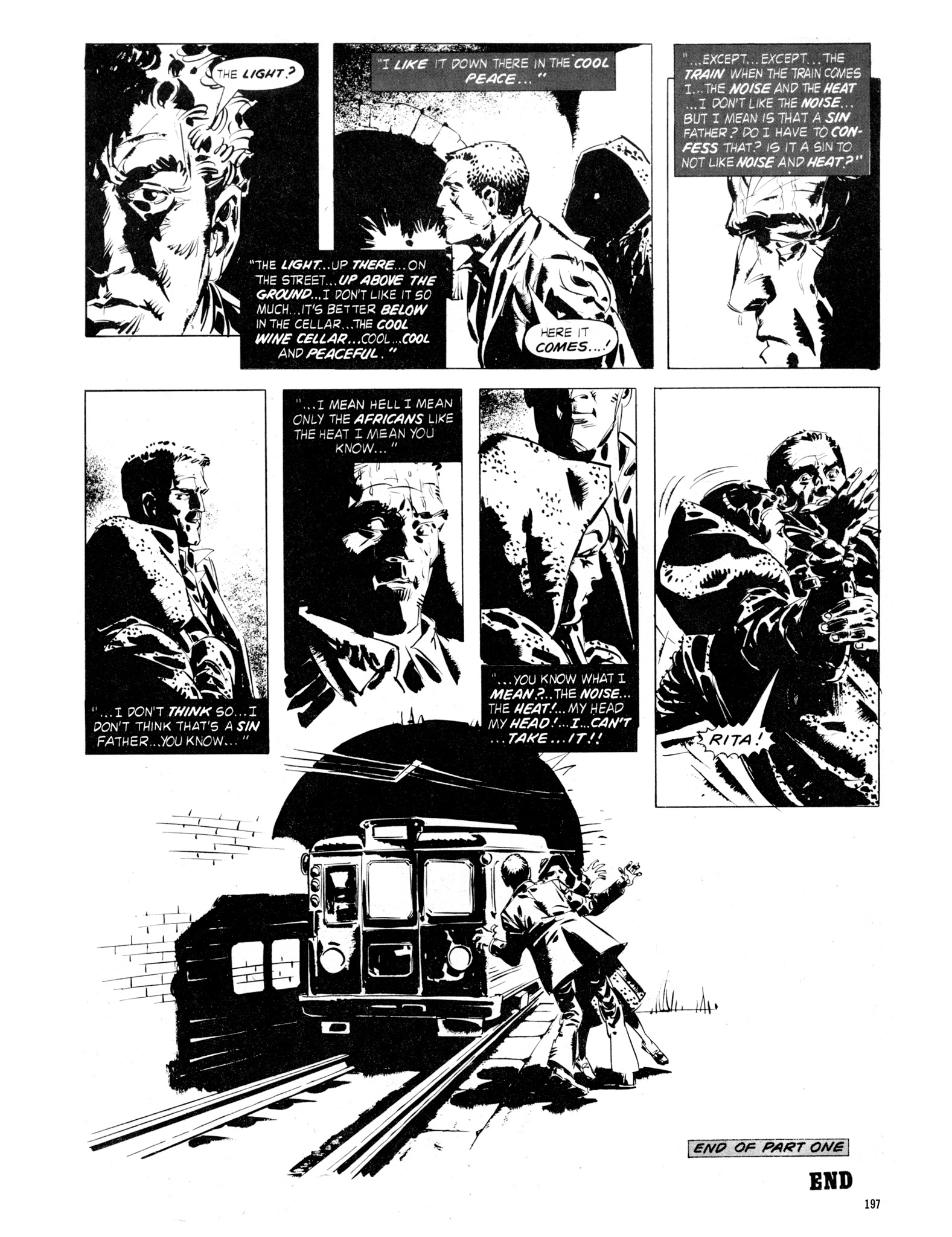 Read online Eerie Archives comic -  Issue # TPB 18 - 194