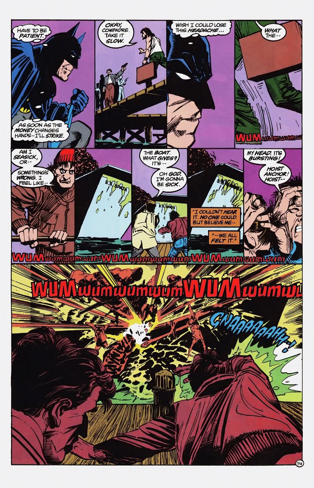 Read online Detective Comics (1937) comic -  Issue # _TPB Batman - Blind Justice (Part 1) - 19