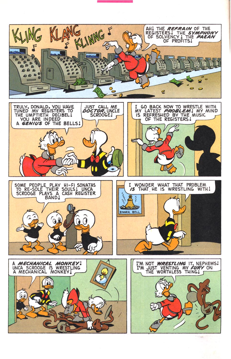 Read online Uncle Scrooge (1953) comic -  Issue #302 - 4