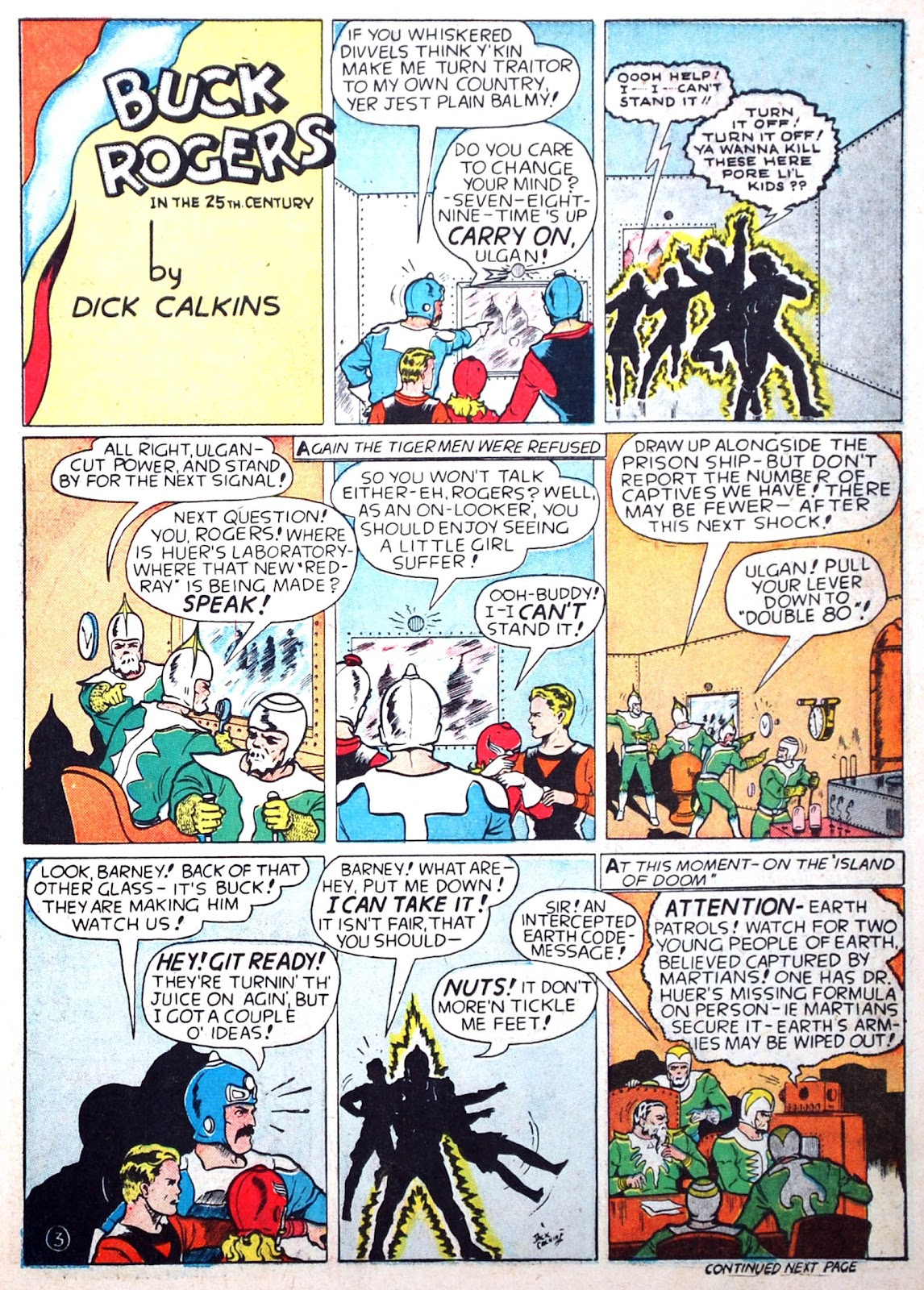Read online Famous Funnies comic -  Issue #75 - 19