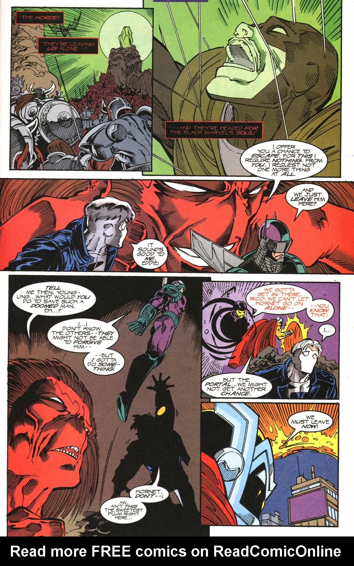 Read online Slingers comic -  Issue #12 - 8