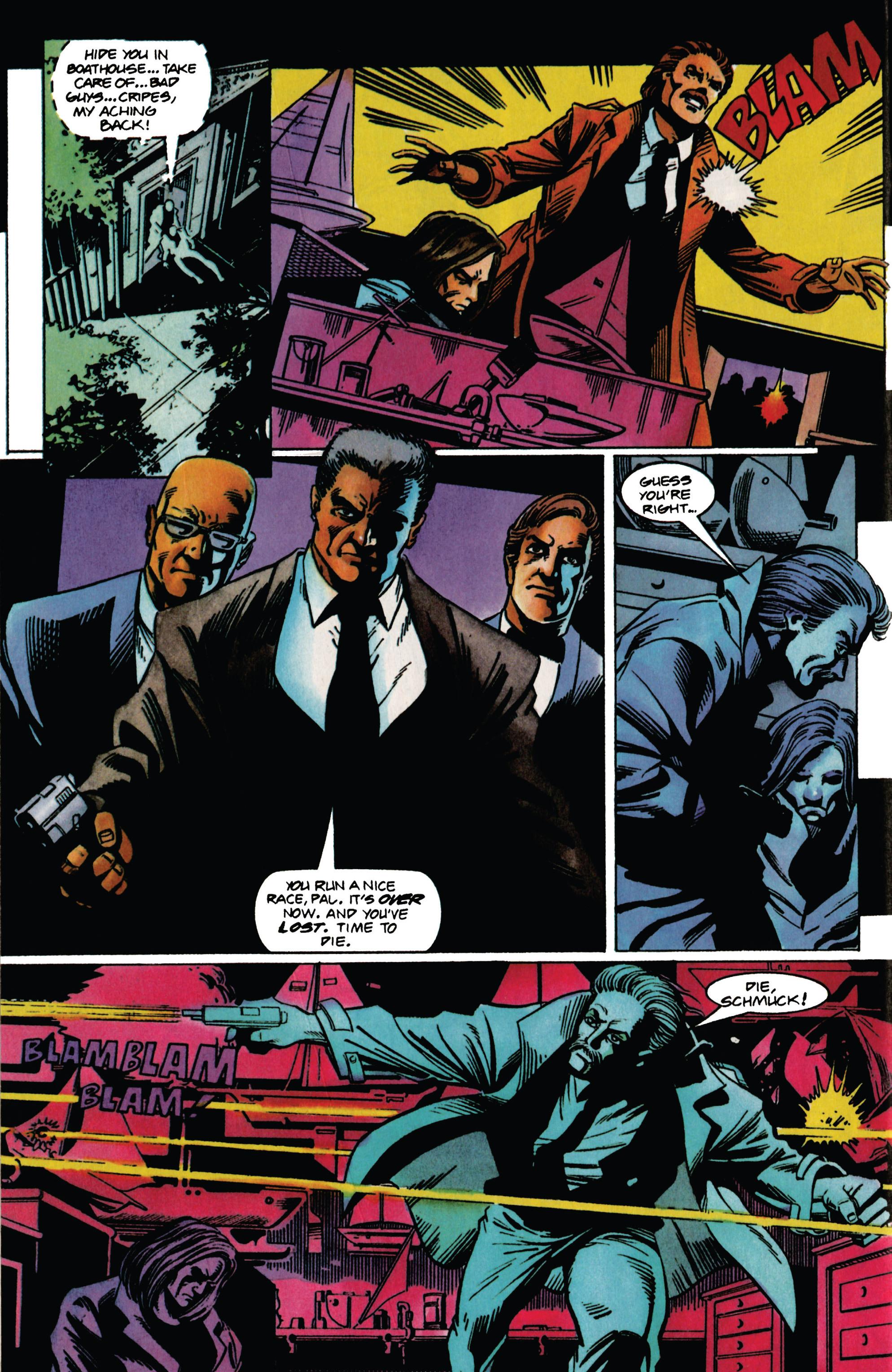 Read online Eternal Warrior (1992) comic -  Issue #30 - 19