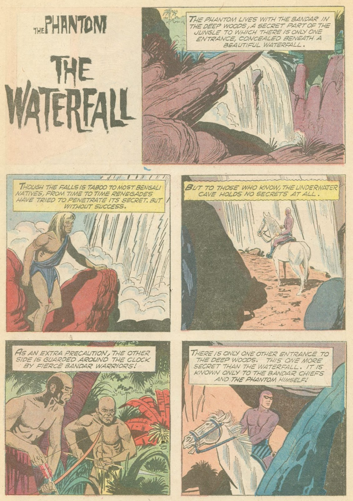 The Phantom (1962) issue 17 - Page 18