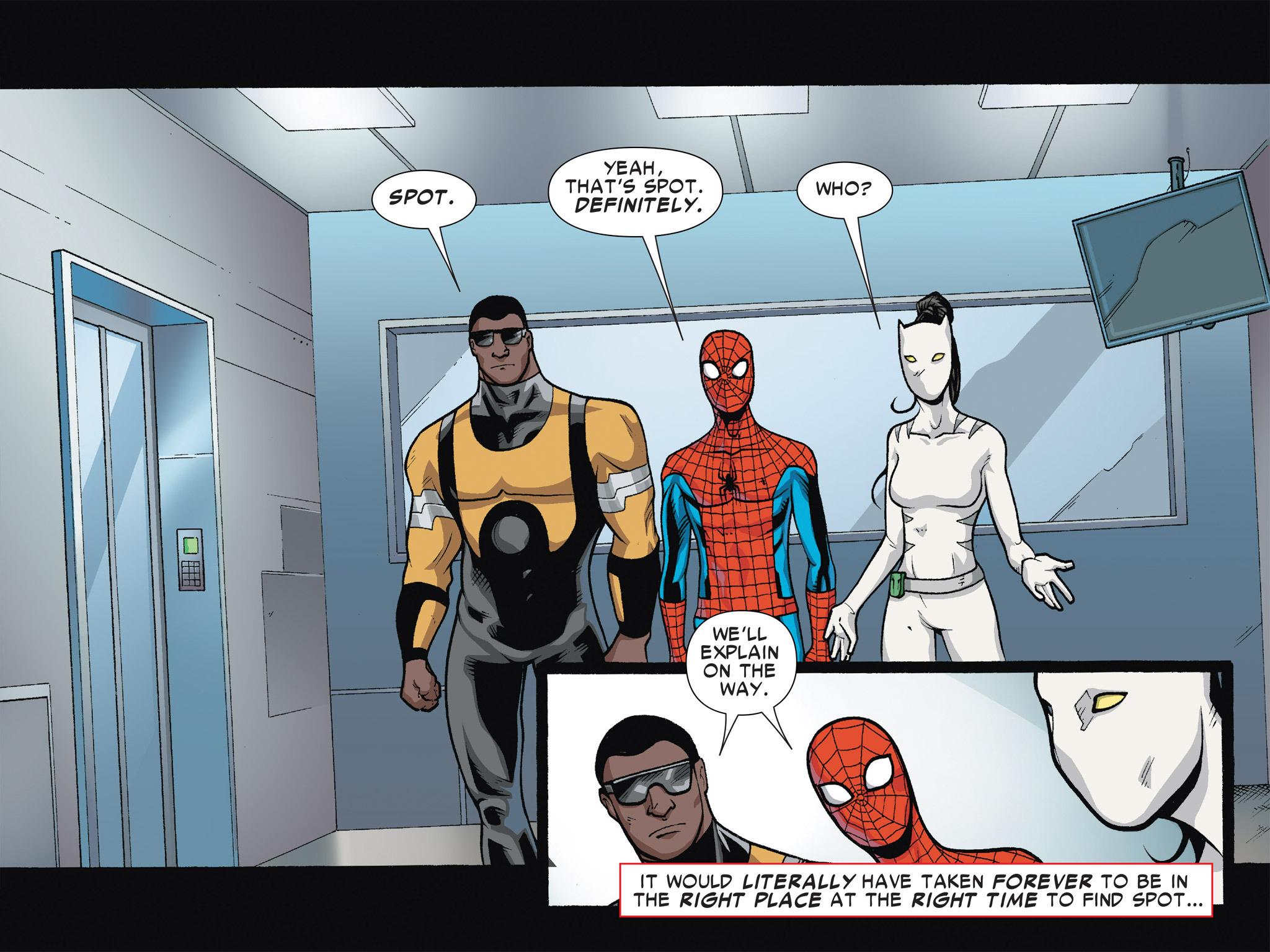 Read online Ultimate Spider-Man (Infinite Comics) (2016) comic -  Issue #6 - 19