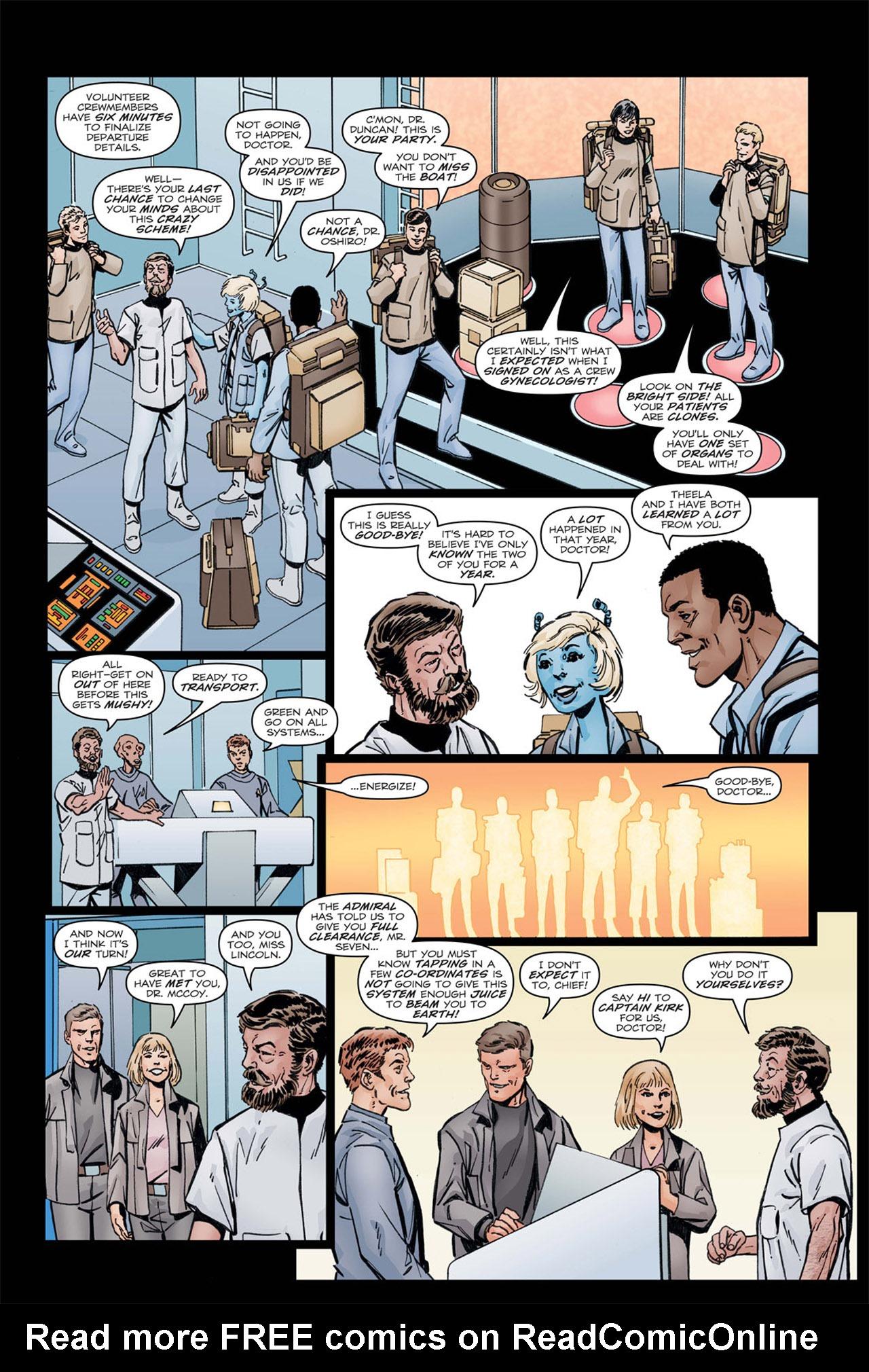 Read online Star Trek: Leonard McCoy, Frontier Doctor comic -  Issue #4 - 6