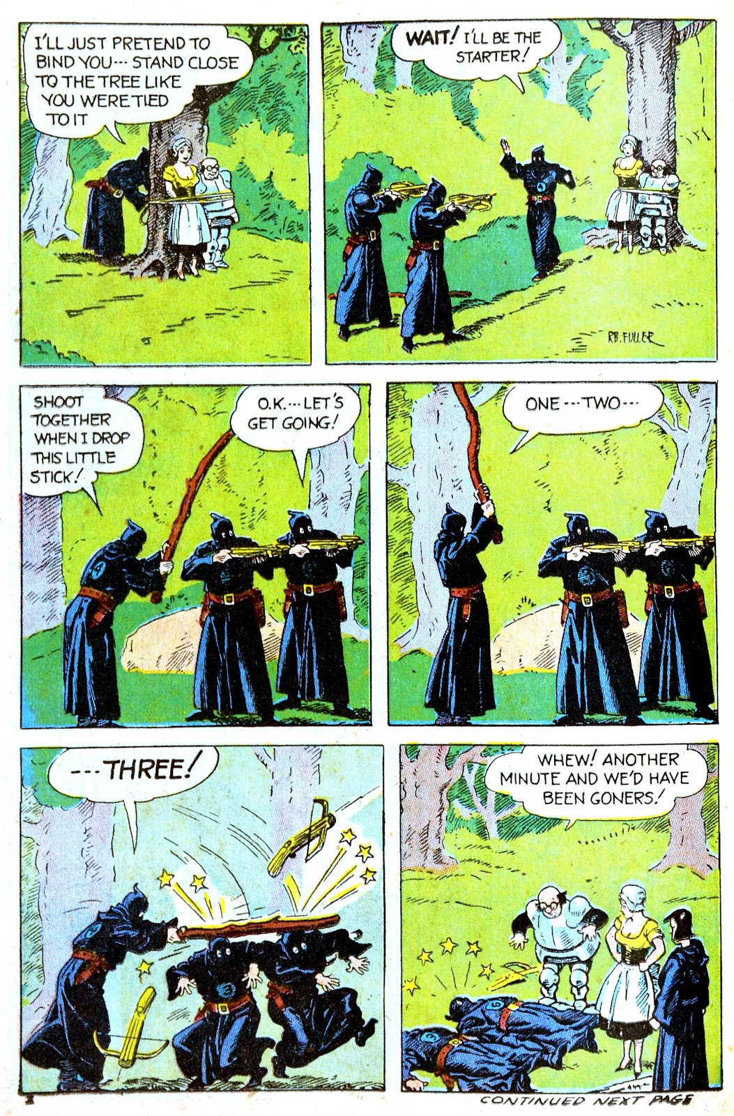 Read online Famous Funnies comic -  Issue #120 - 35