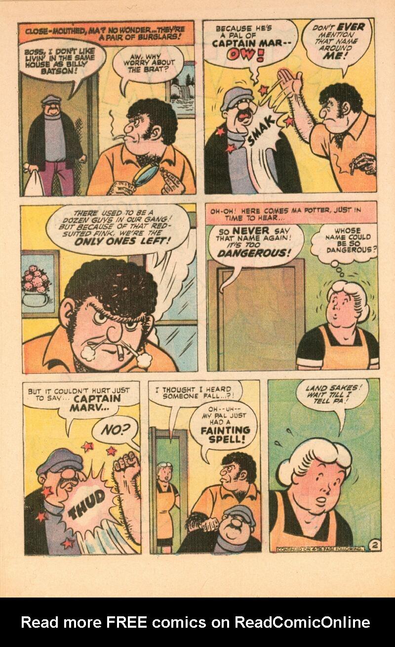 Read online Shazam! (1973) comic -  Issue #7 - 11