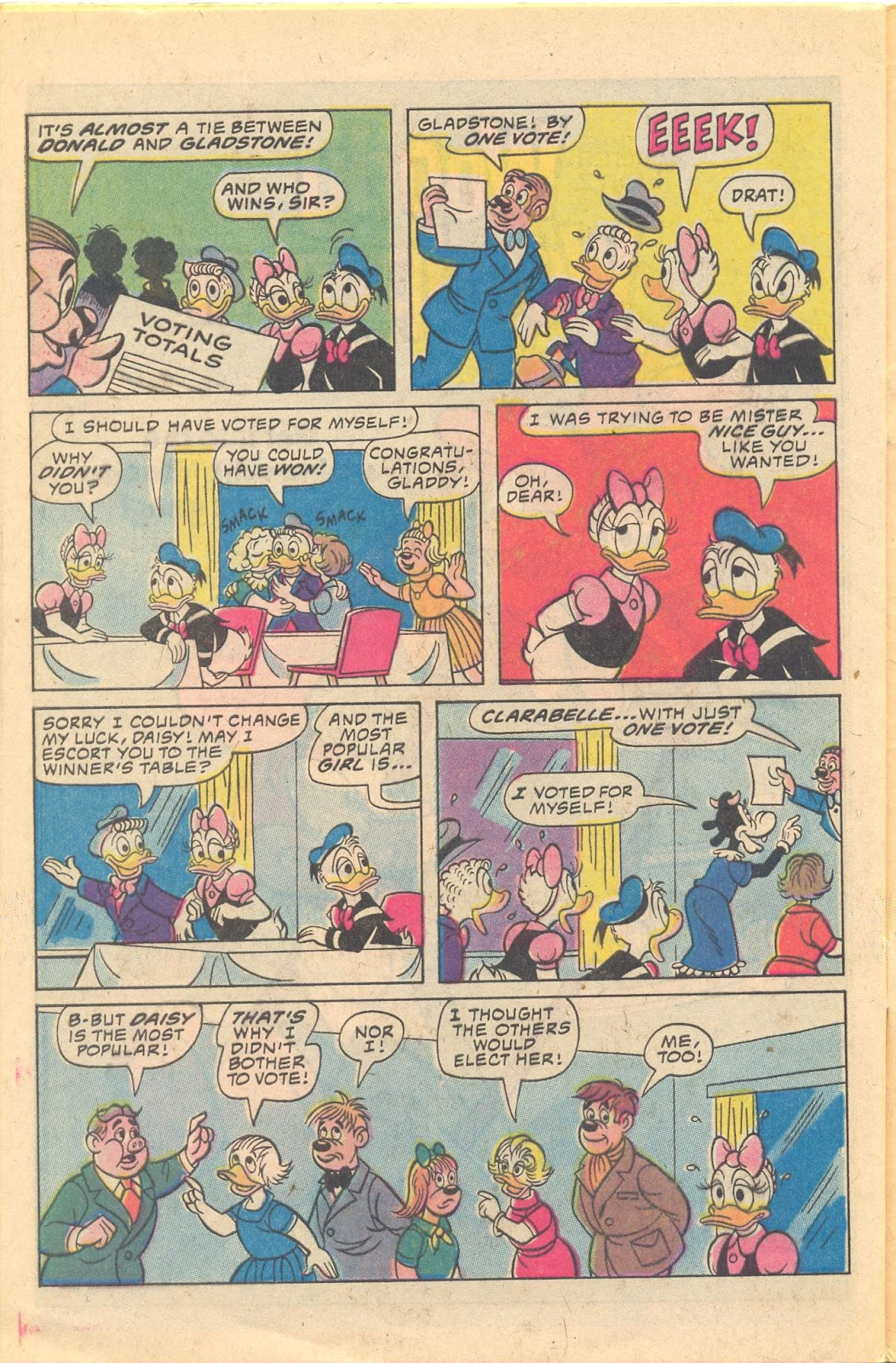 Read online Walt Disney Daisy and Donald comic -  Issue #47 - 32