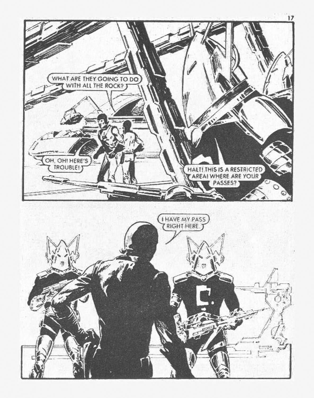 Starblazer issue 29 - Page 17
