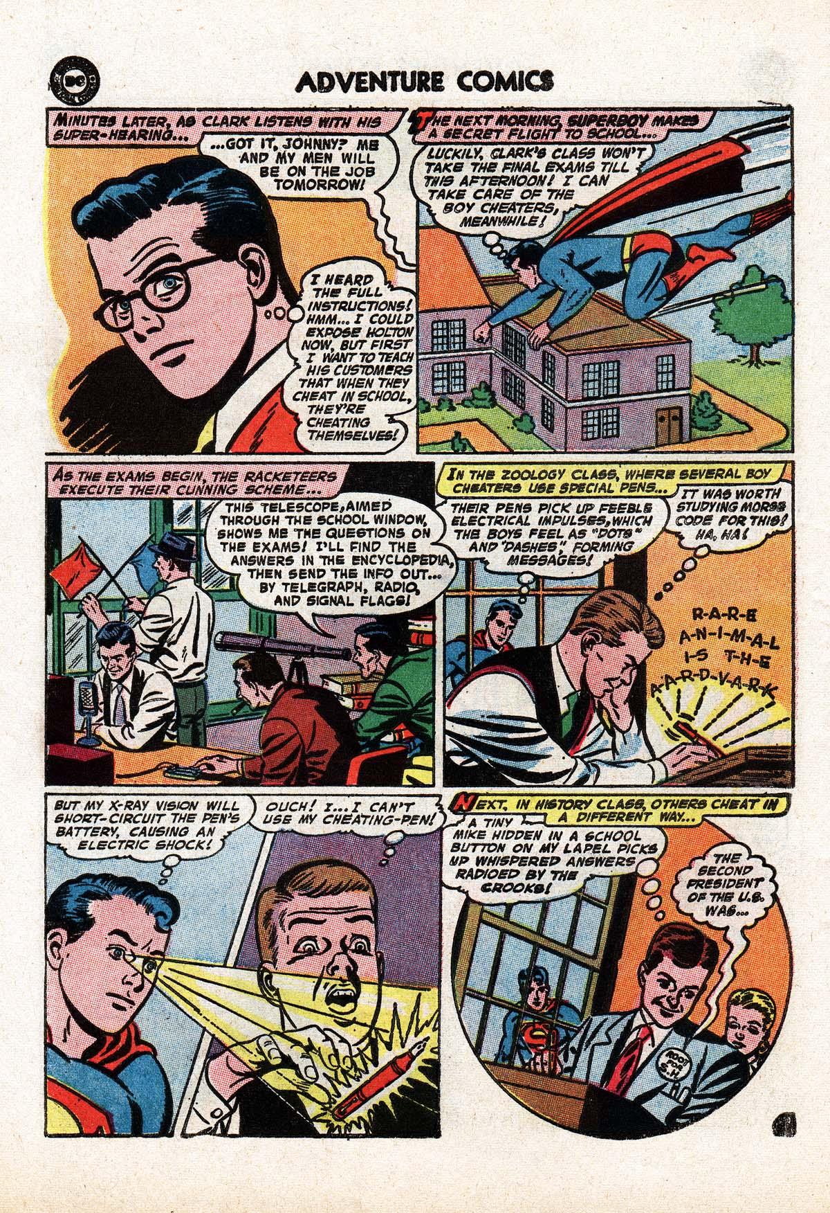 Read online Adventure Comics (1938) comic -  Issue #322 - 30