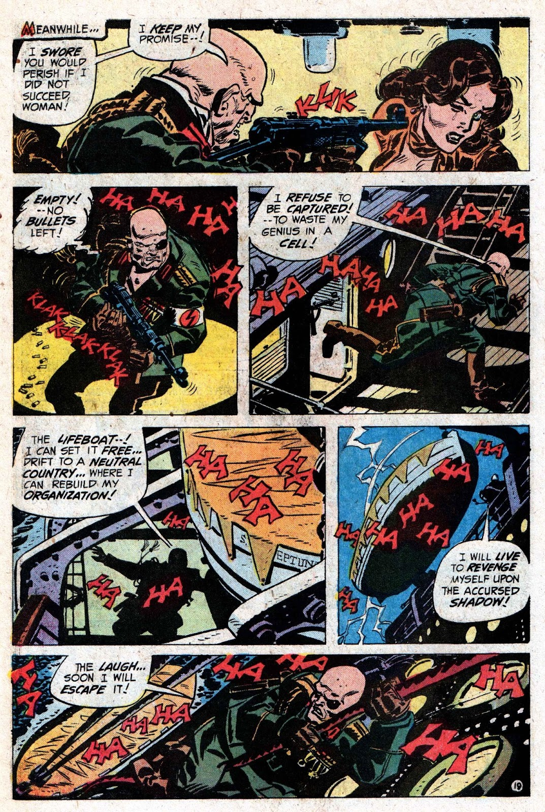 The Shadow (1973) issue 5 - Page 30