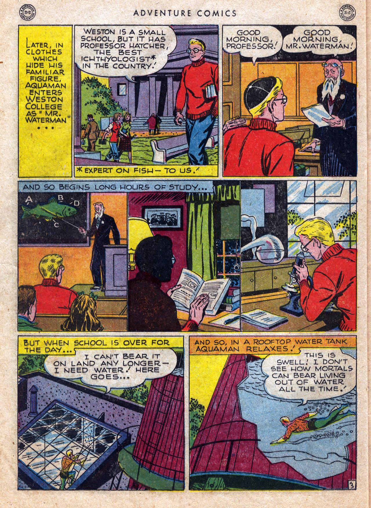 Read online Adventure Comics (1938) comic -  Issue #120 - 16