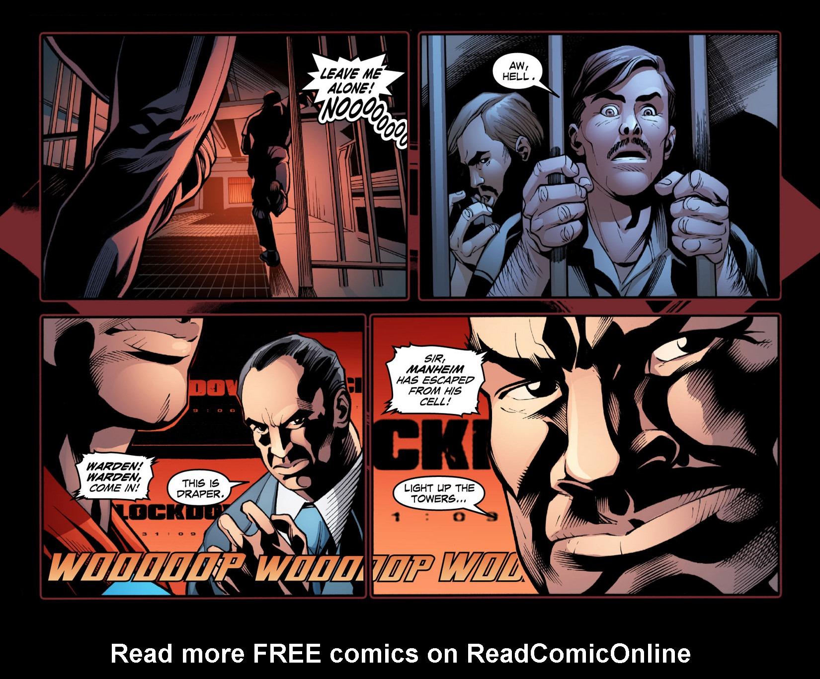 Read online Smallville: Season 11 comic -  Issue #15 - 18