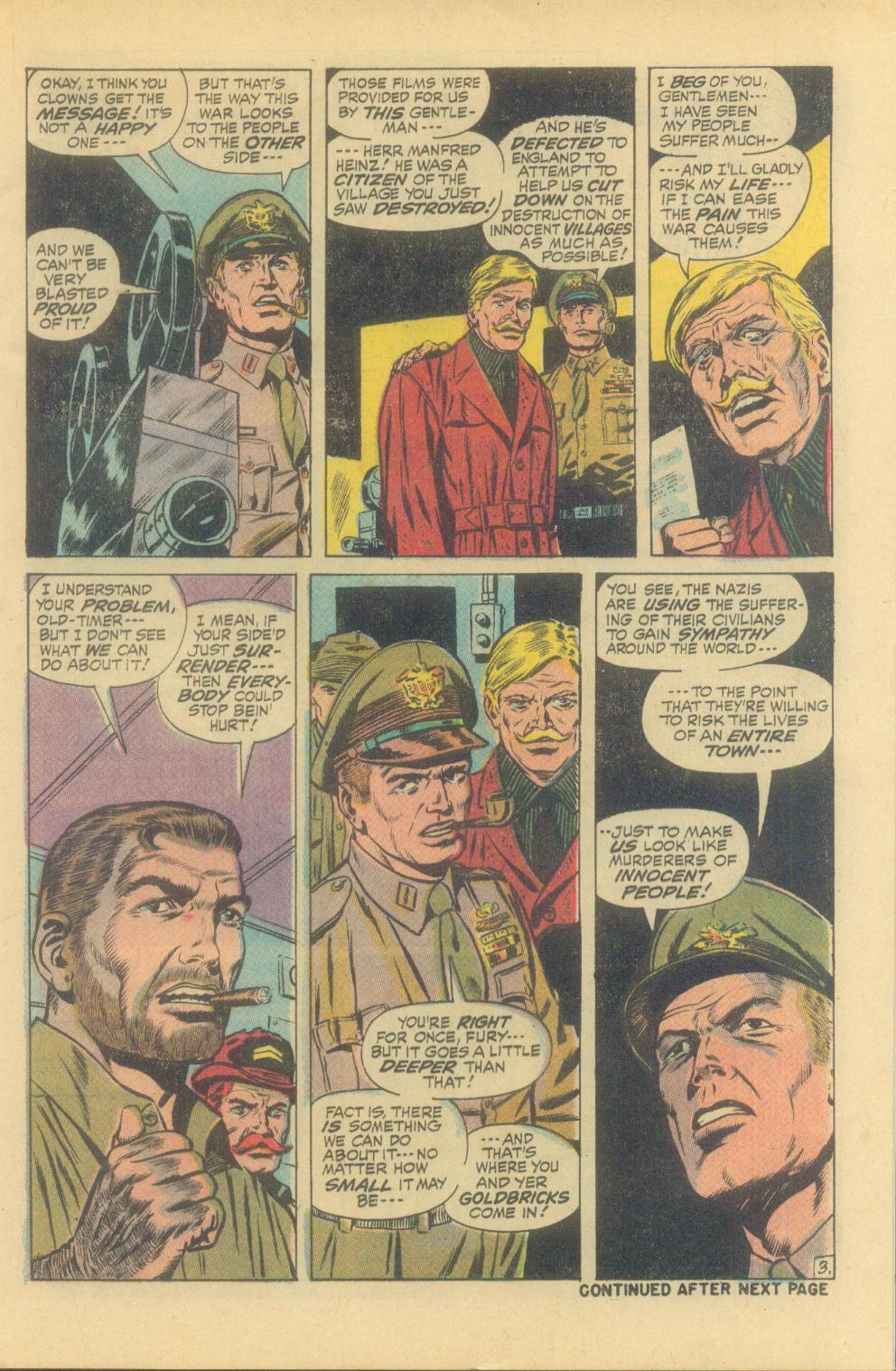 Read online Sgt. Fury comic -  Issue #94 - 5