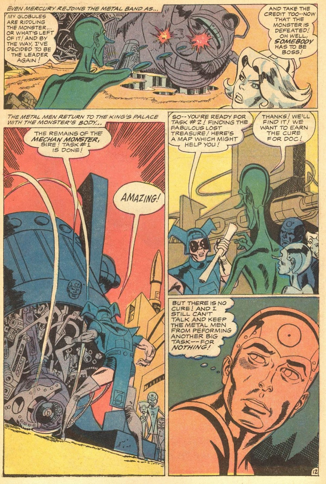Metal Men (1963) issue 30 - Page 15