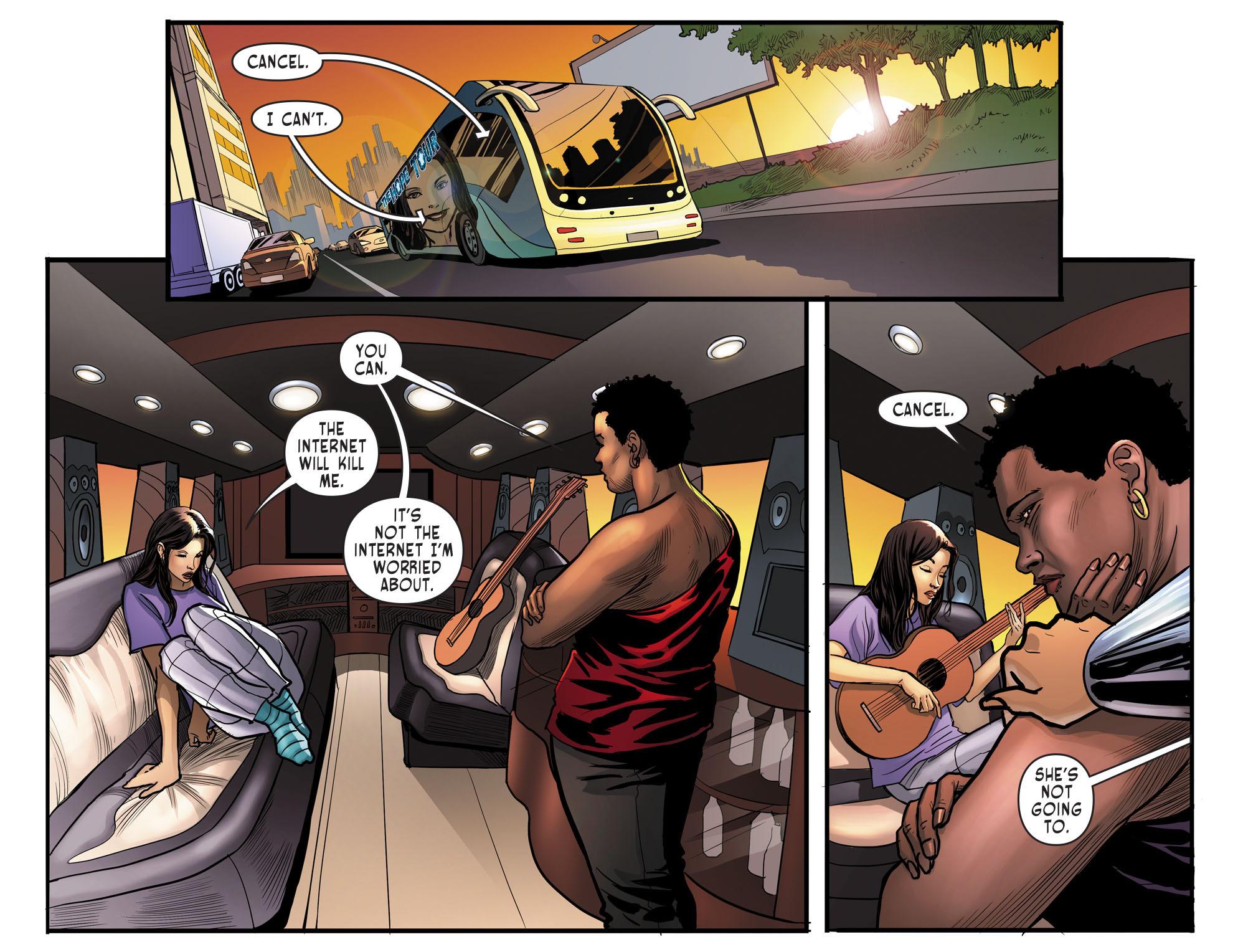 Read online Sensation Comics Featuring Wonder Woman comic -  Issue #29 - 3