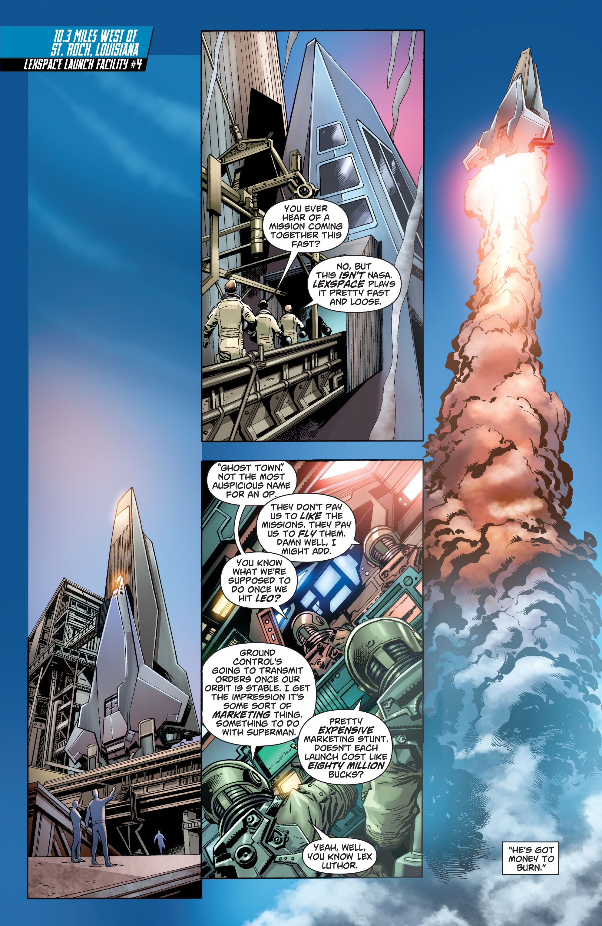 Read online Action Comics (2011) comic -  Issue #23.3 - 8
