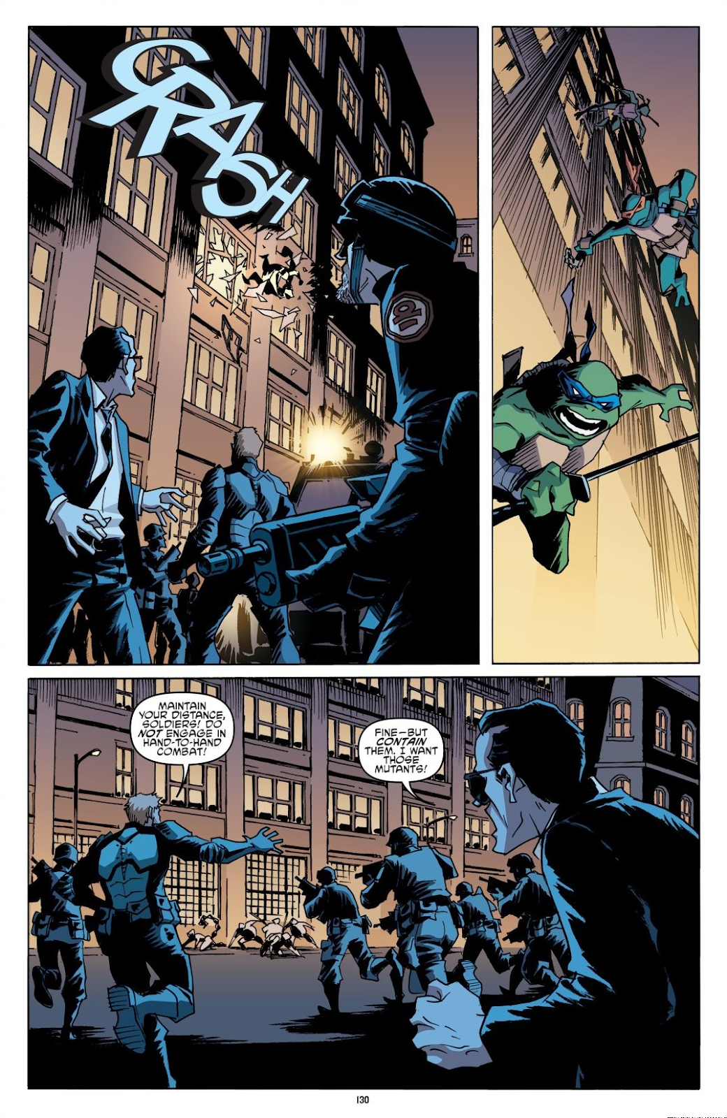 Read online Teenage Mutant Ninja Turtles: The IDW Collection comic -  Issue # TPB 8 (Part 2) - 29