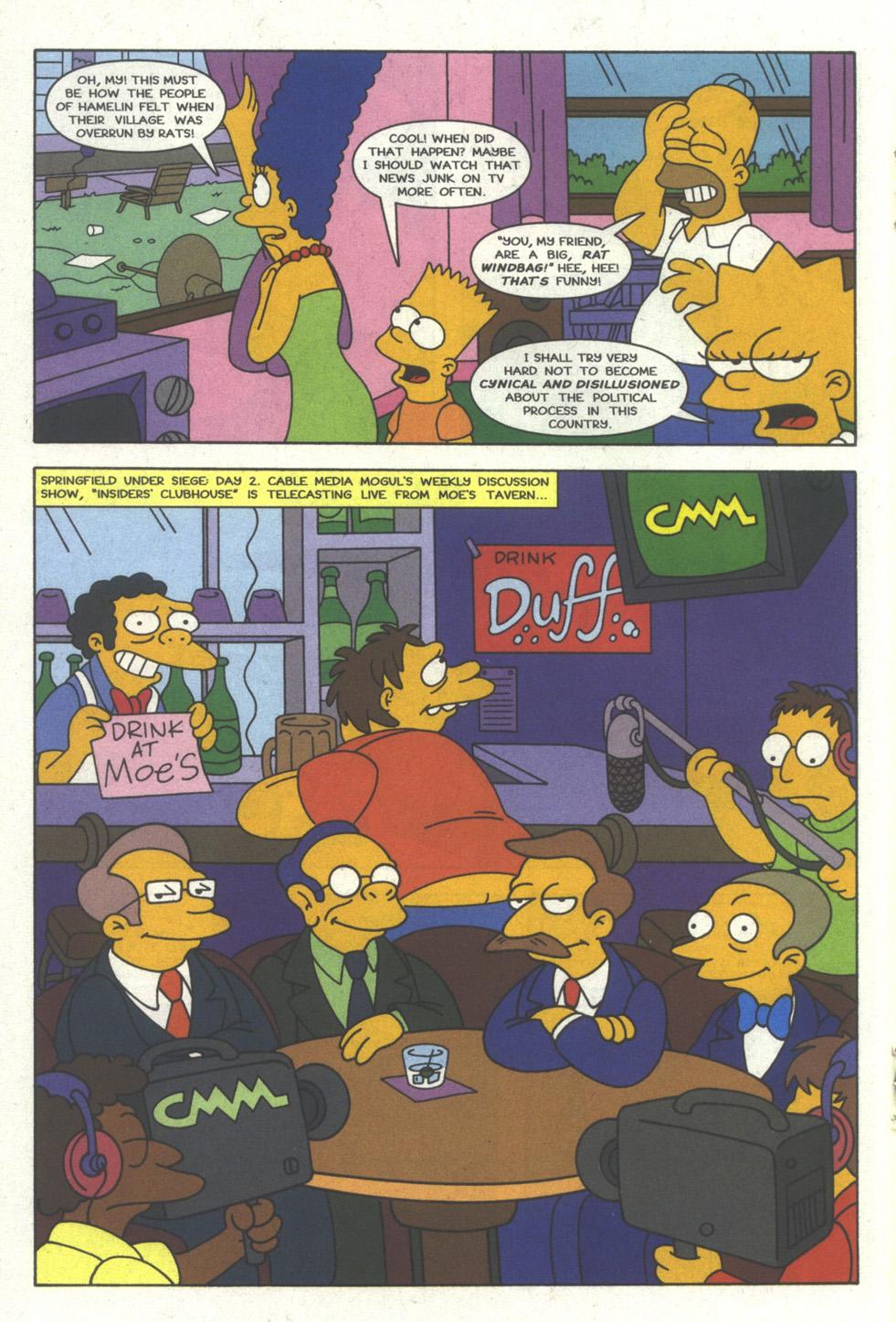 Read online Simpsons Comics comic -  Issue #24 - 17