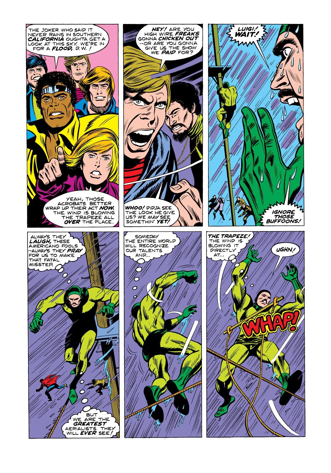 Read online Marvel Masterworks: Luke Cage, Power Man comic -  Issue # TPB 2 (Part 2) - 45