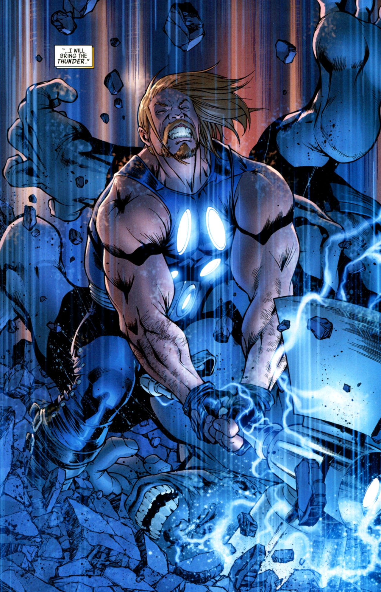Read online Ultimate Thor comic -  Issue #4 - 26