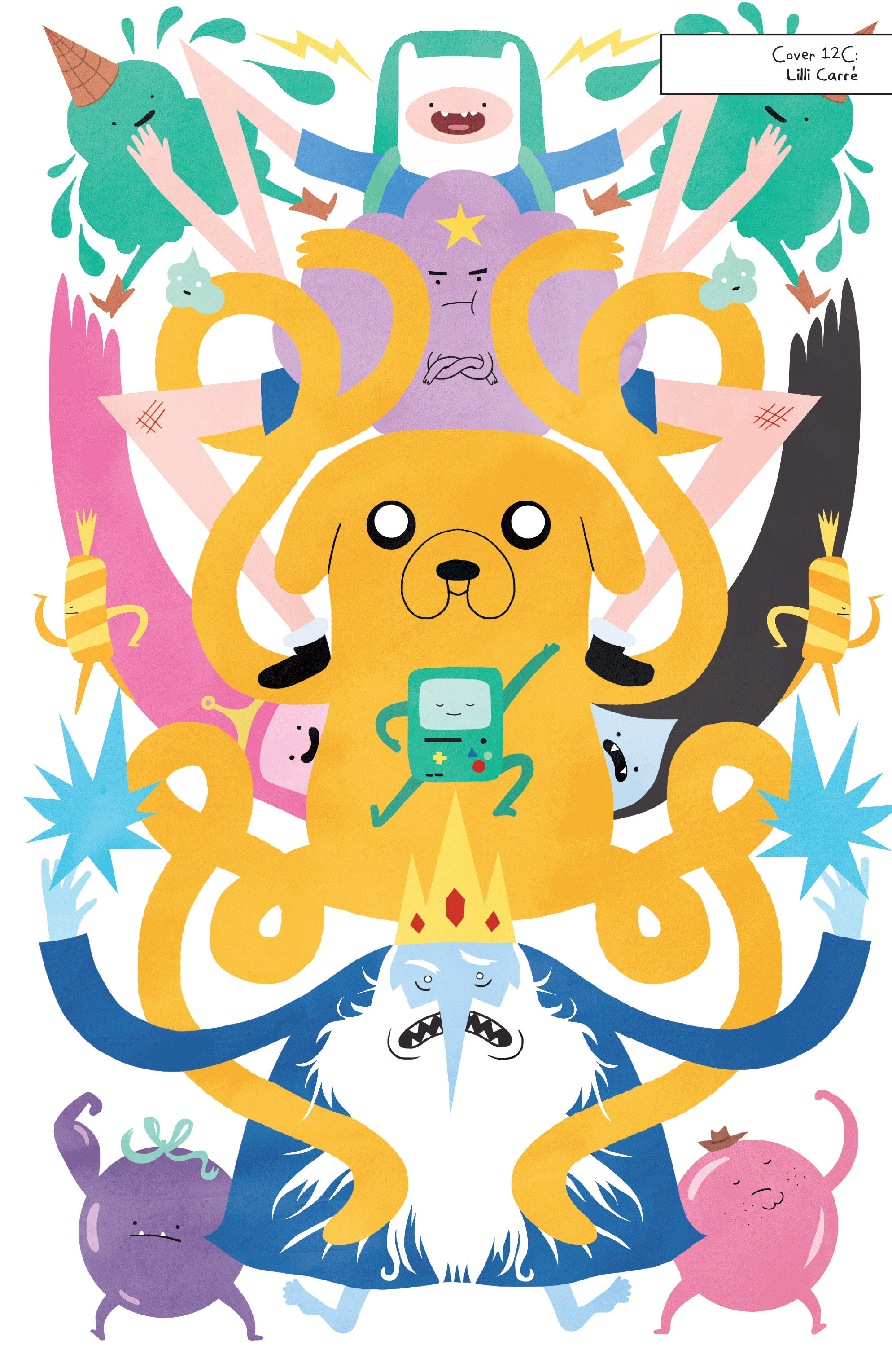 Read online Adventure Time comic -  Issue #Adventure Time _TPB 3 - 99